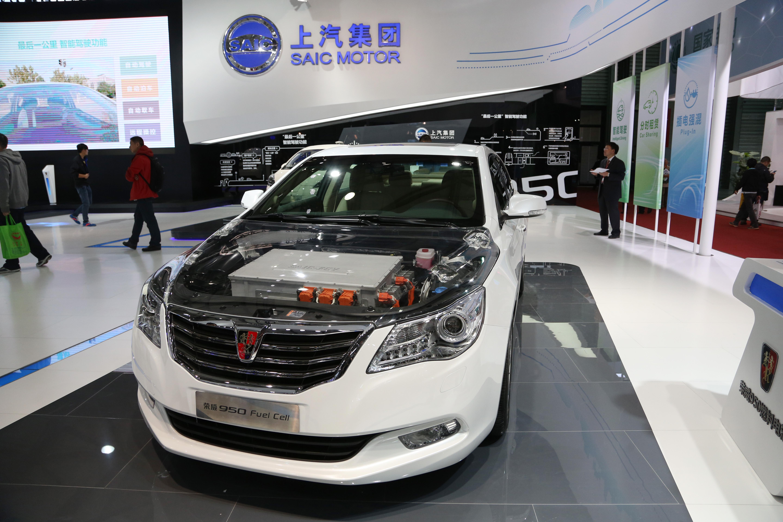 SAIC Motor banking on SUVs