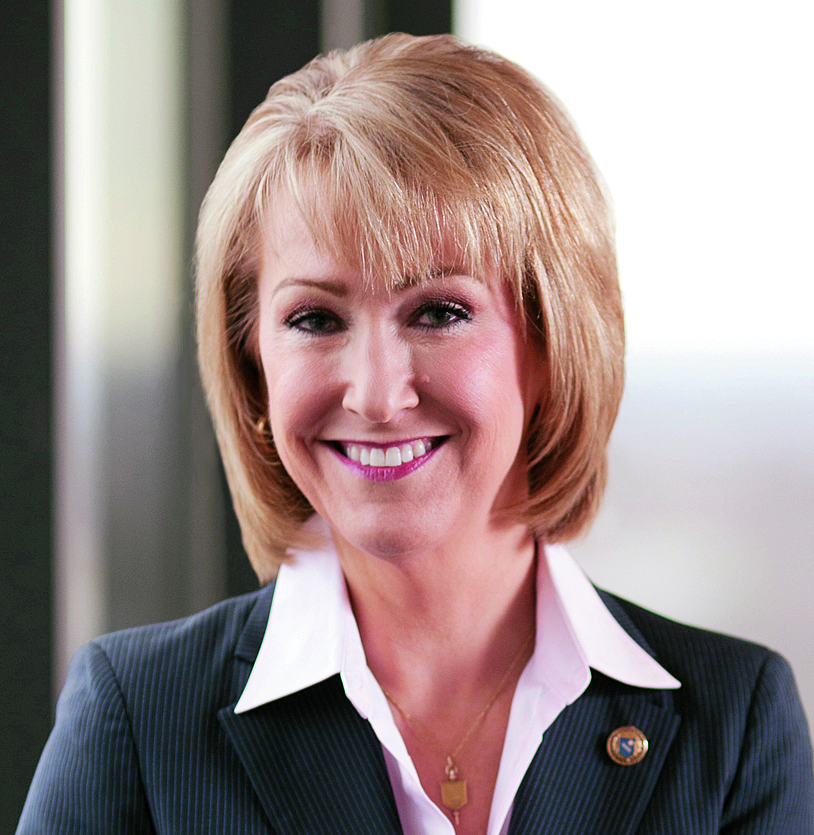 Kathleen M. Mazzarella, chairman, president and CEO of Graybar