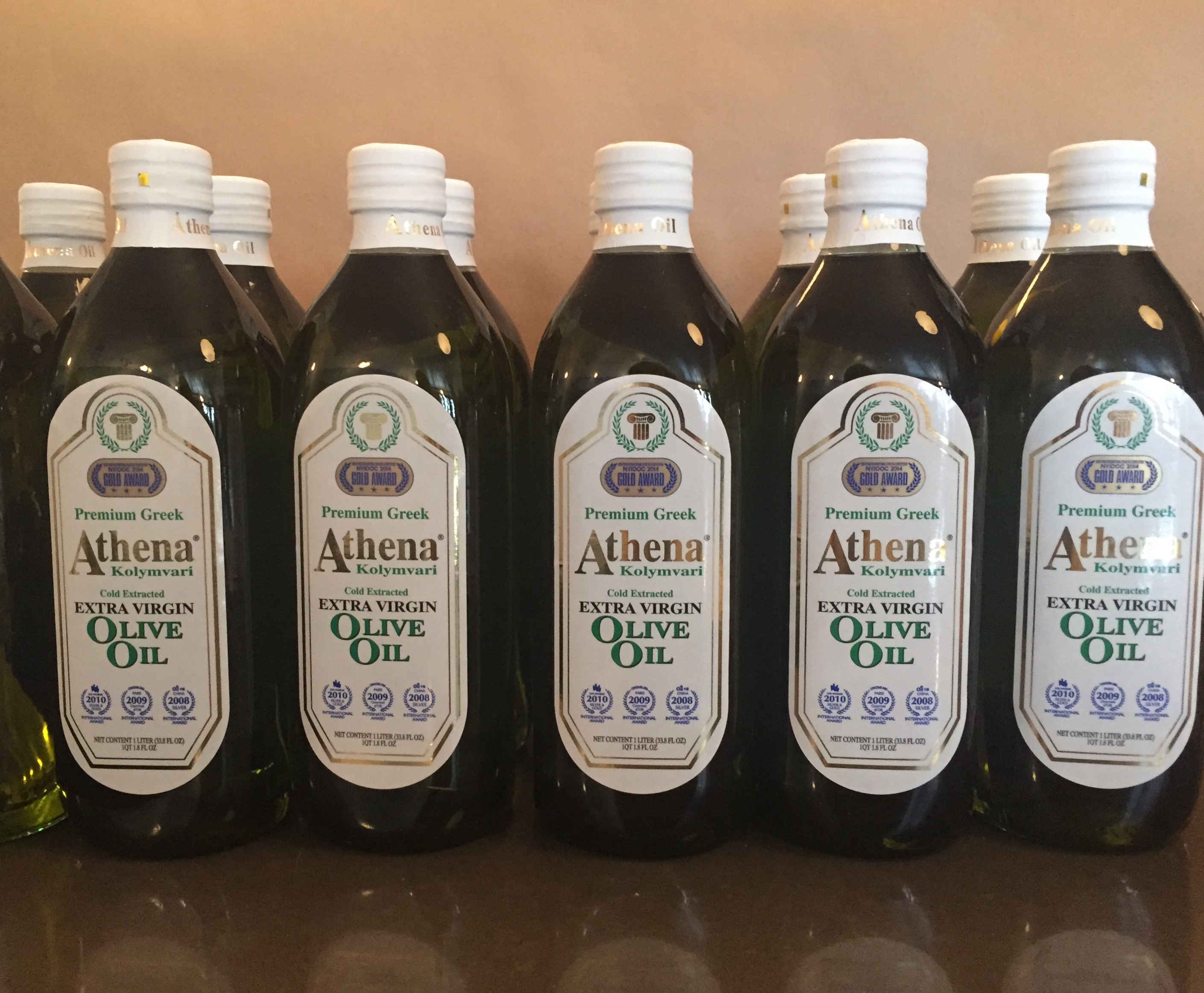 High-end olive oils have joined the ranks of luxury food