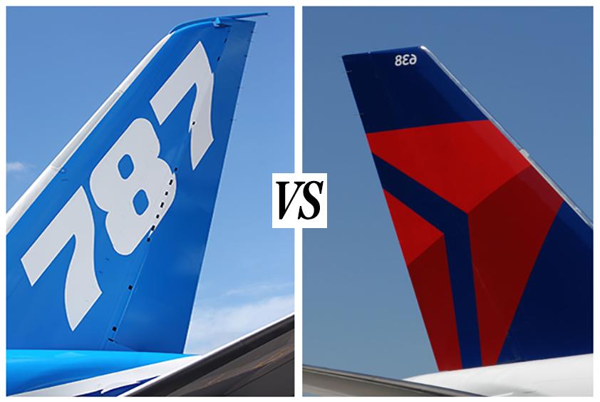 MAC08 Boeing vs. Delta