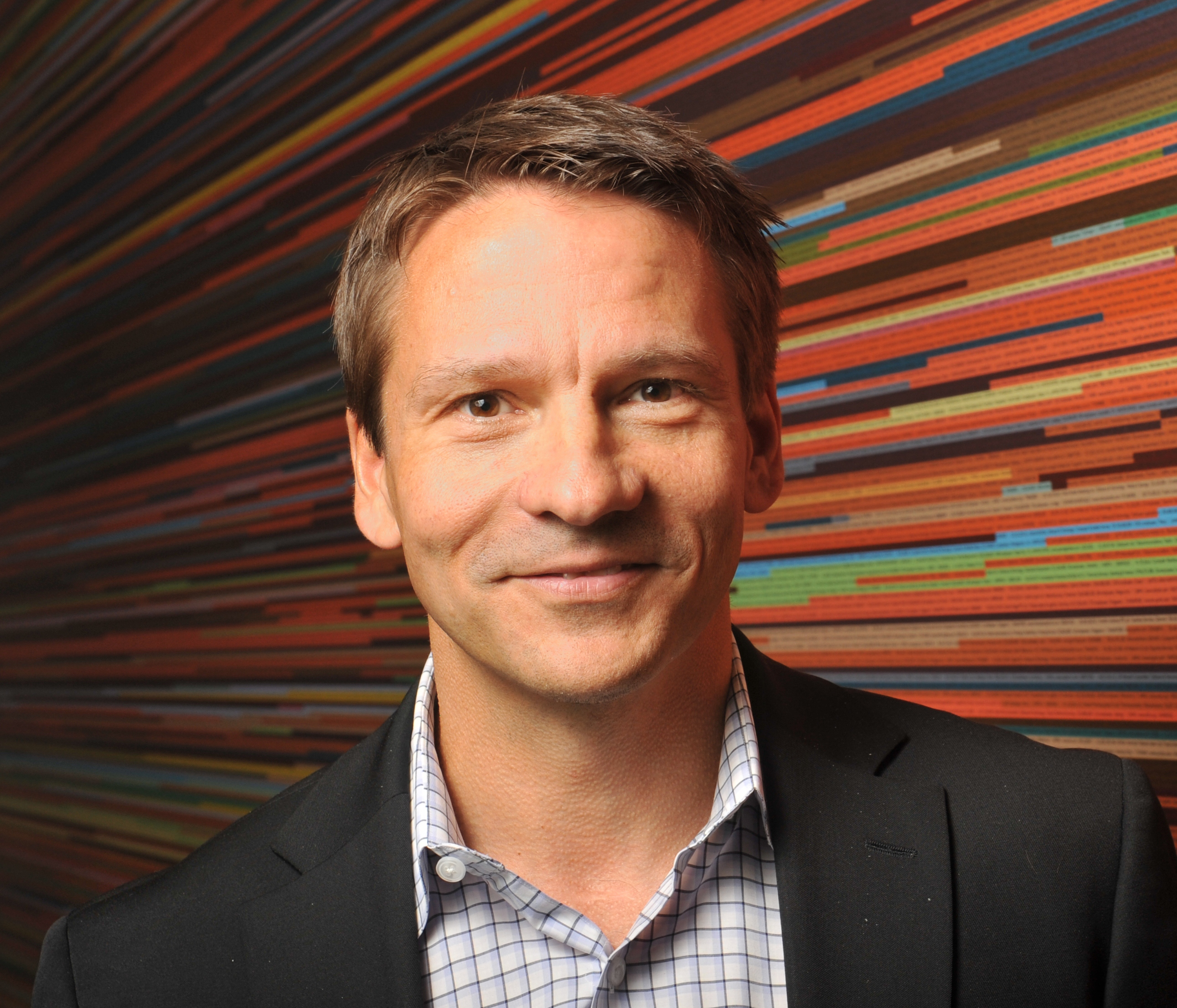 DemandBase founder and CEO Chris Golec
