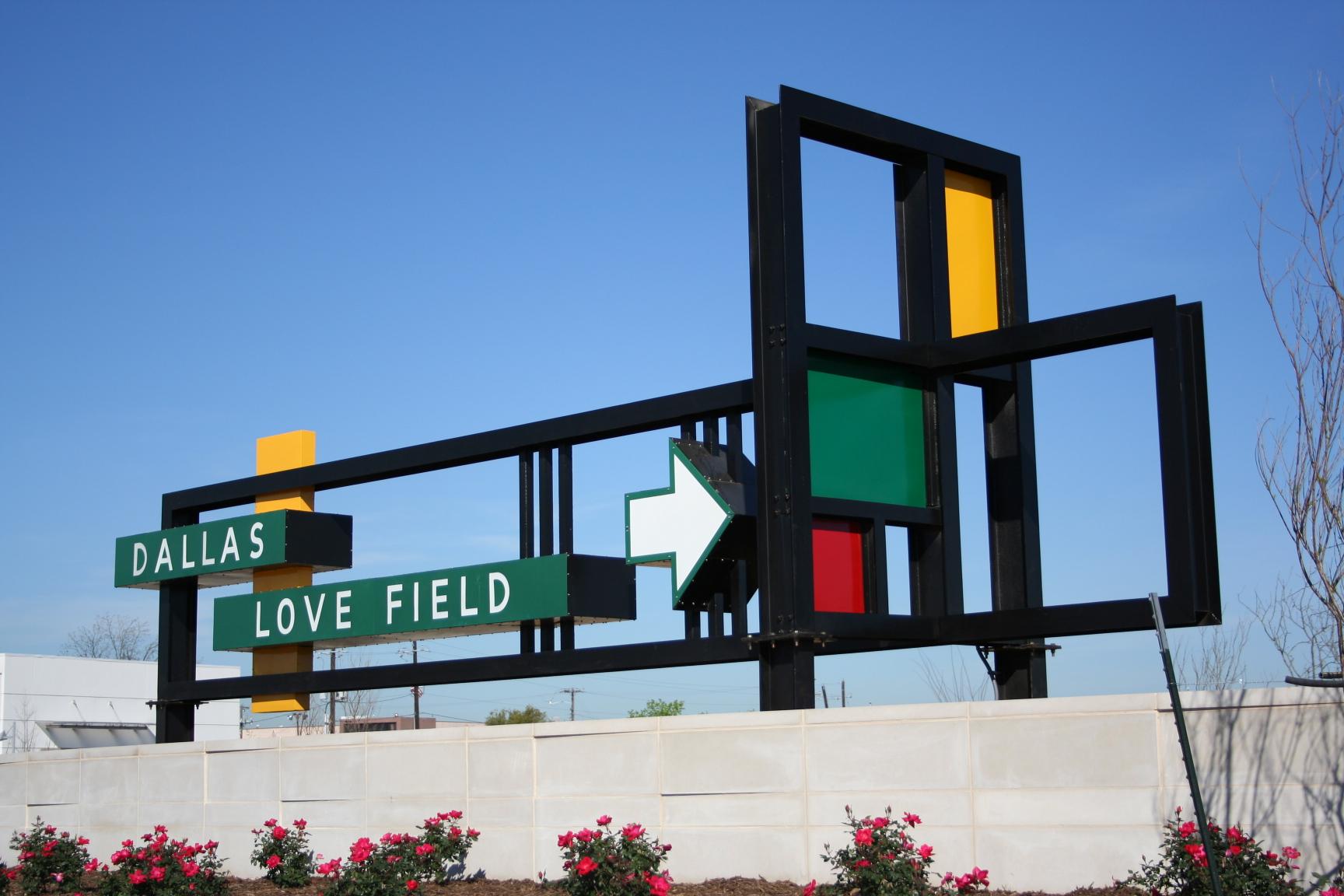 No. 4 Domestic: Dallas Love Field, Texas