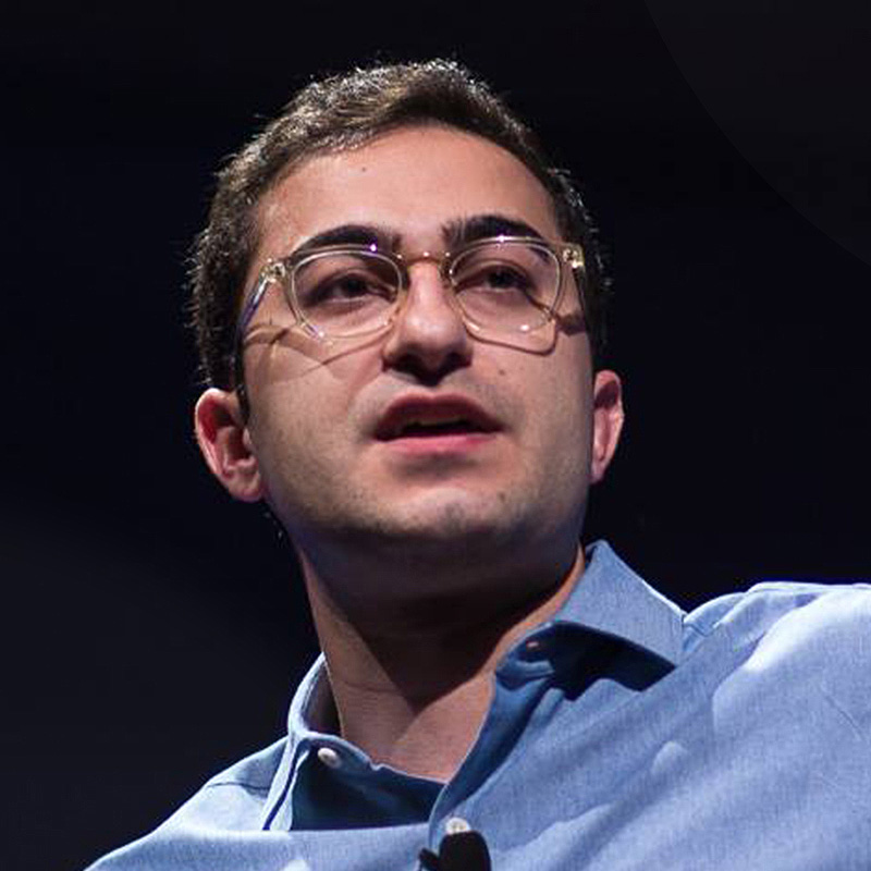 Darian Shirazi, founder and CEO, Radius