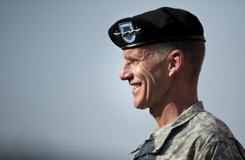 Ret. U.S. Army Gen. Stanley McChrystal