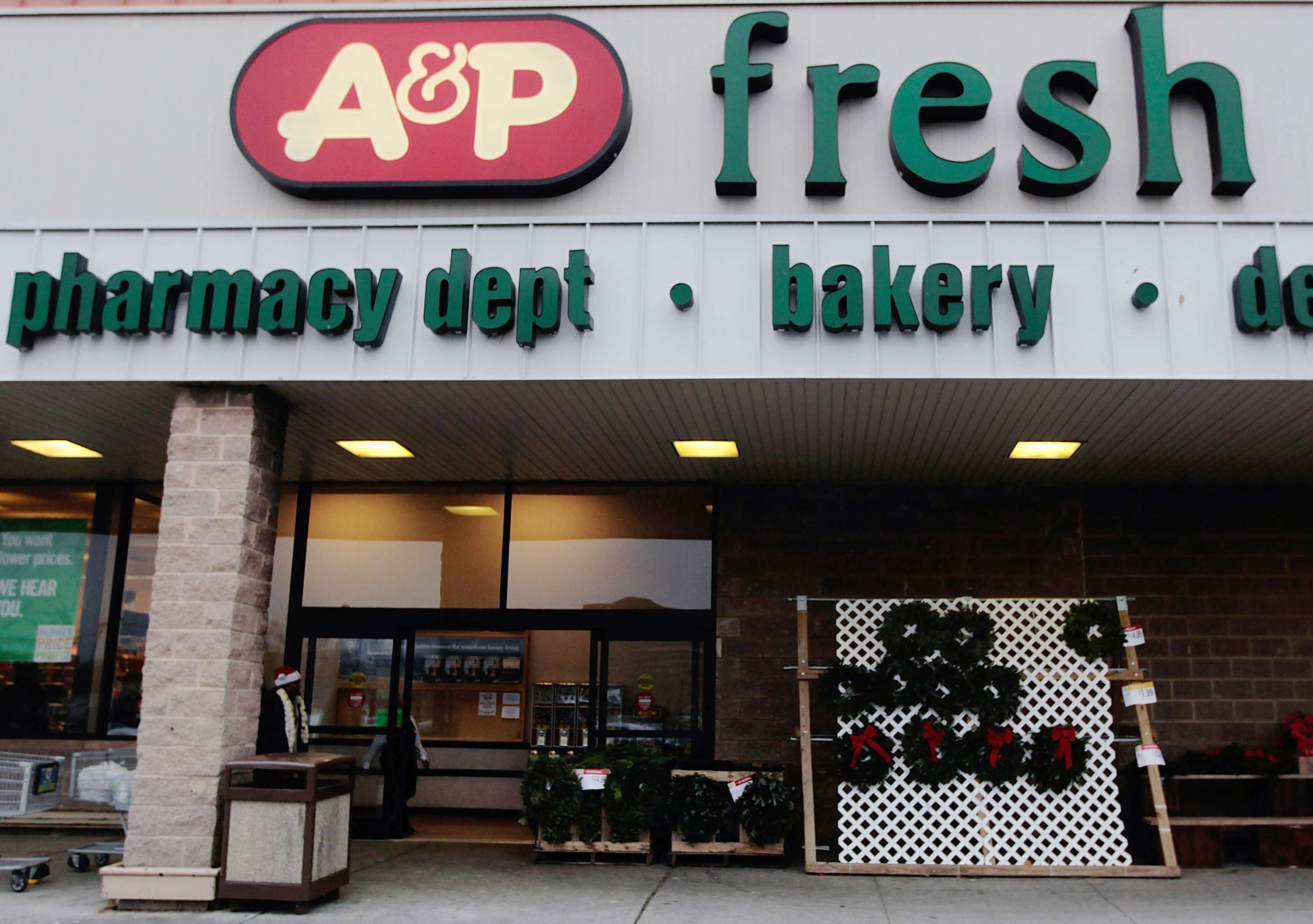 A&P Files For Chapter 11 Bankruptcy Protection