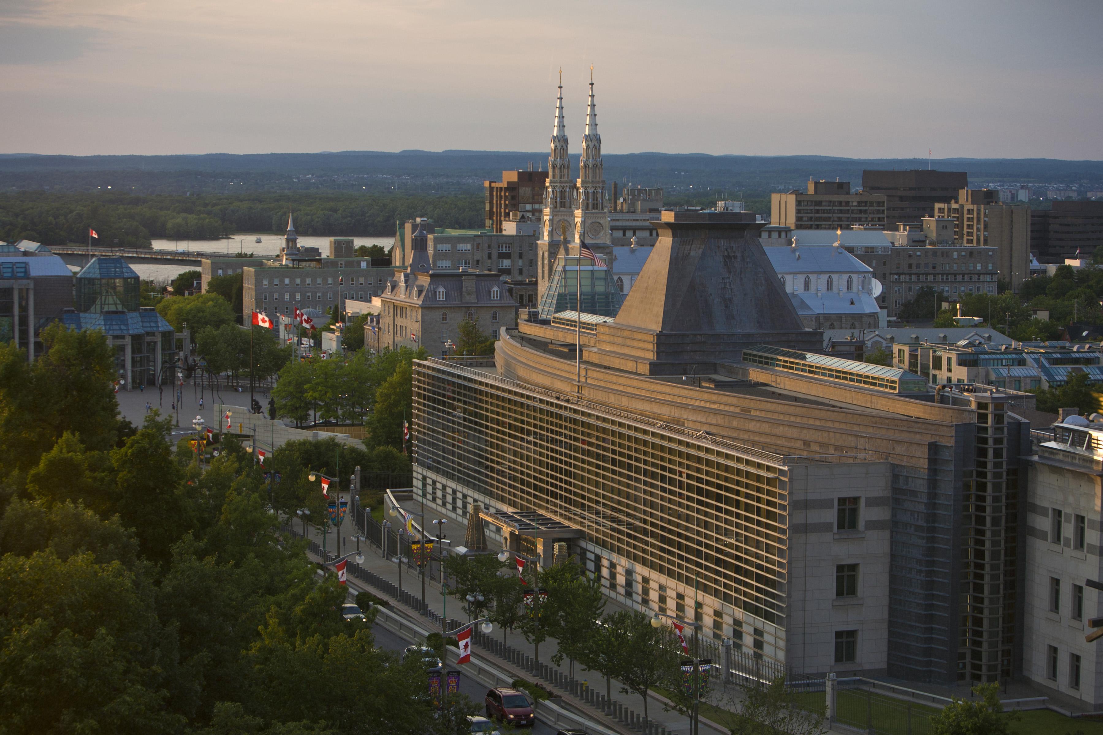 Exploring Ottawa's Historic Charm