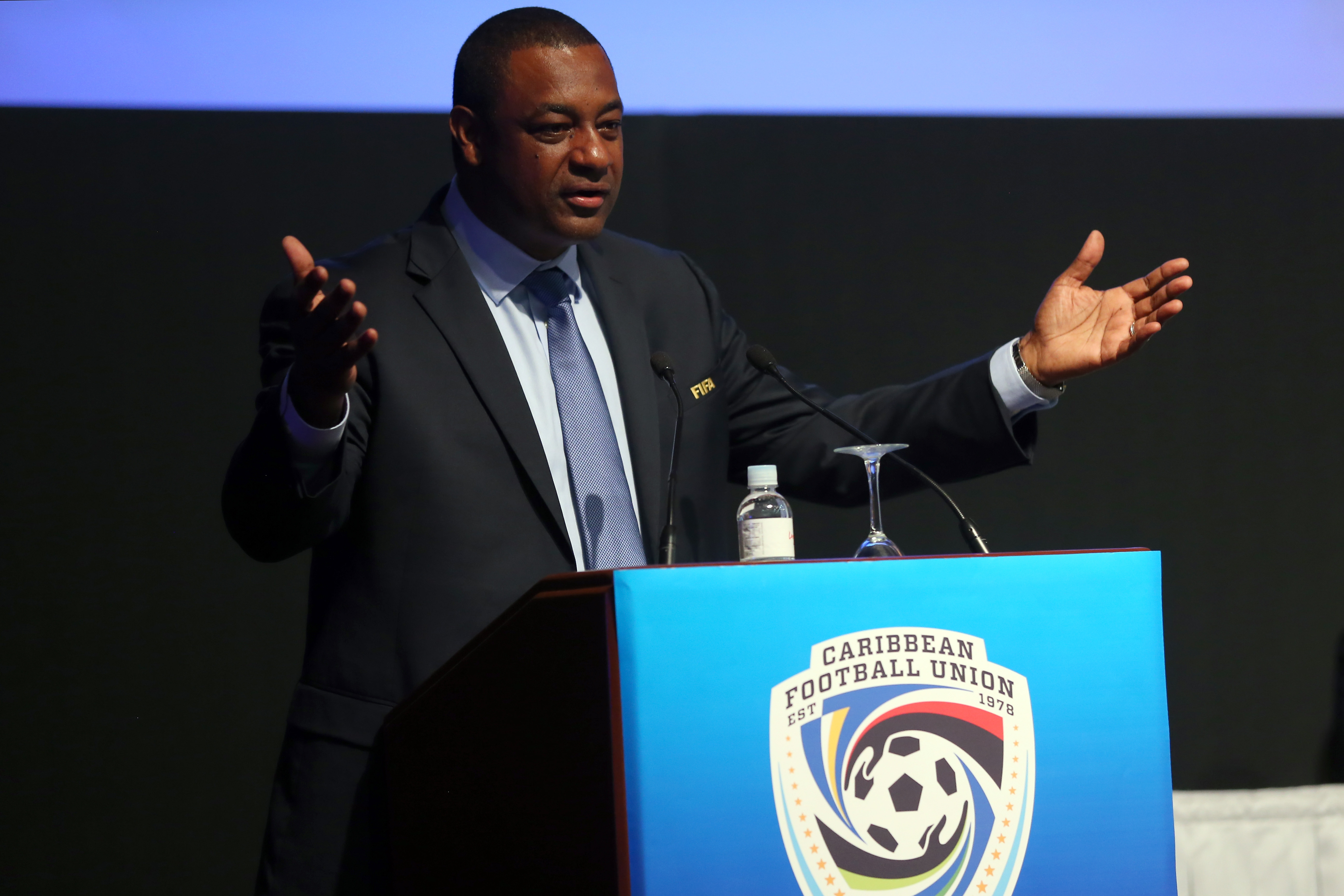 FIFA President Attends Confederations Meetings - 64th FIFA Congress
