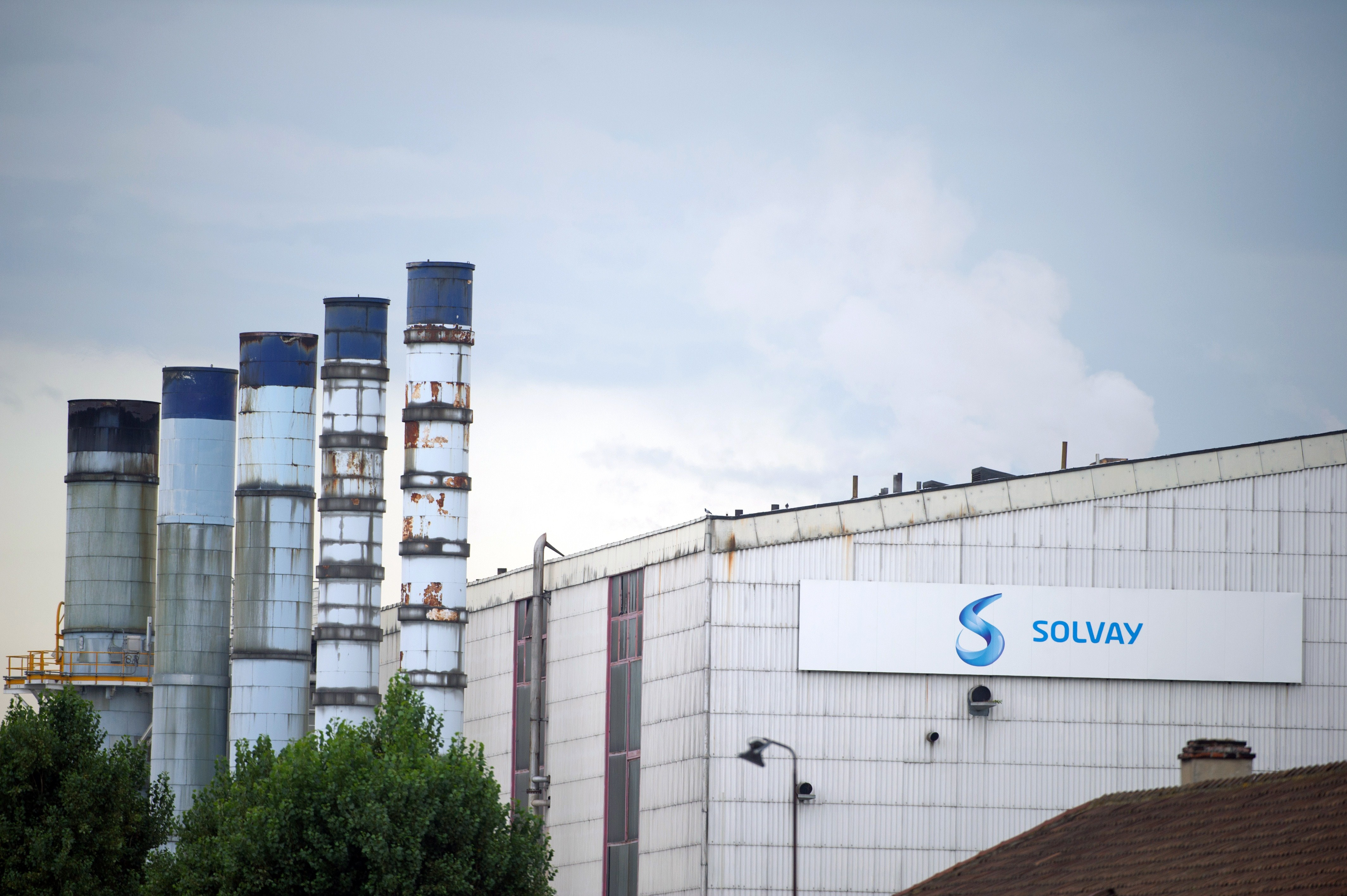 Solvay Buying Cytec in $5.5B Chemicals Deal