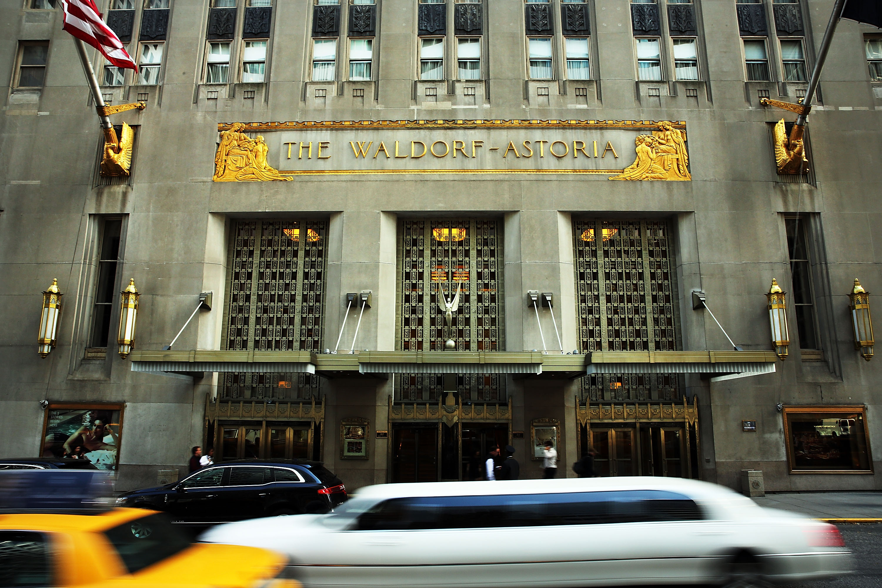 Hilton To Sell Landmark Waldorf-Astoria Hotel For Close To $2 Billion