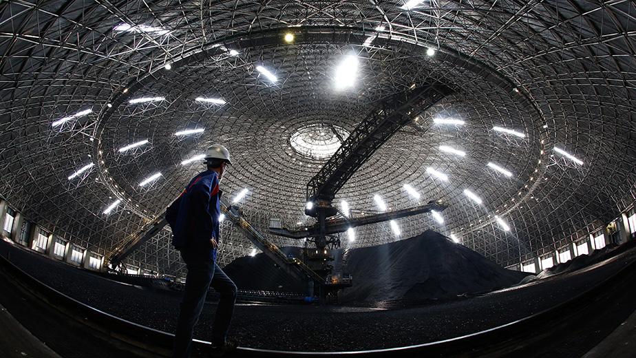 Operations Inside Enel SpA's Torrevaldaliga Nord Power Station