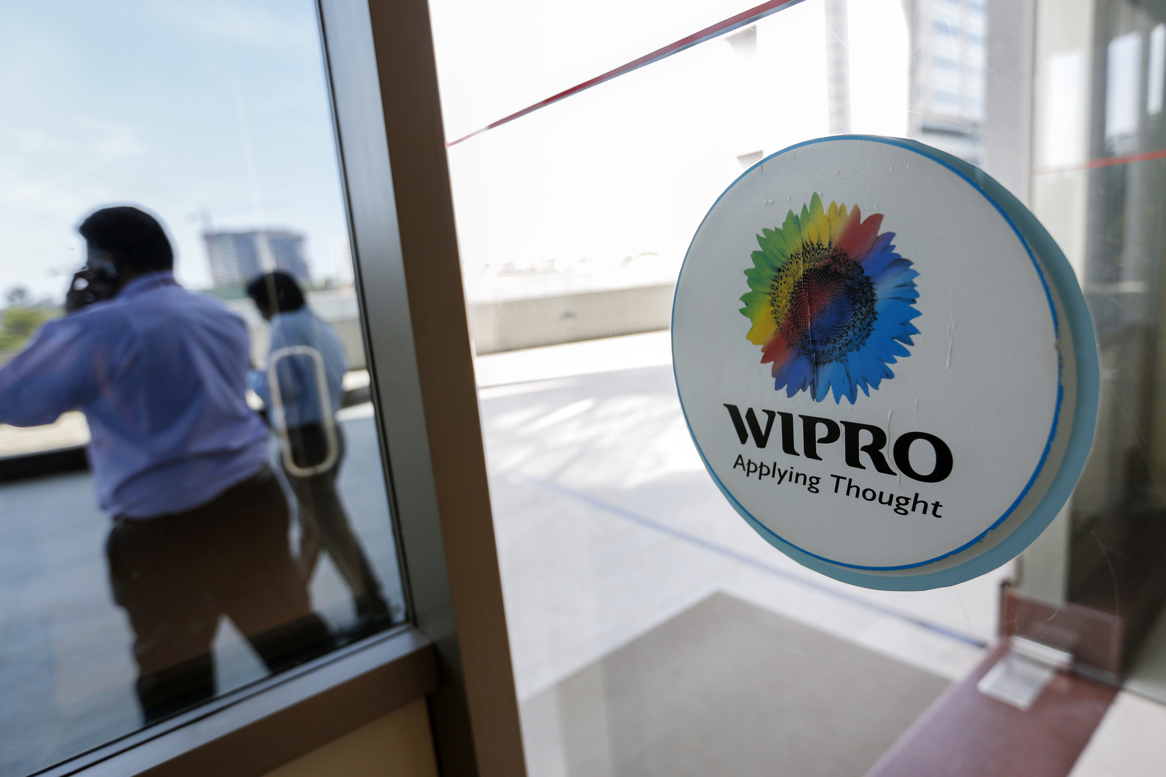 Inside a Wipro Campus As Worldwide Spending on Information Technology Expected To Grow