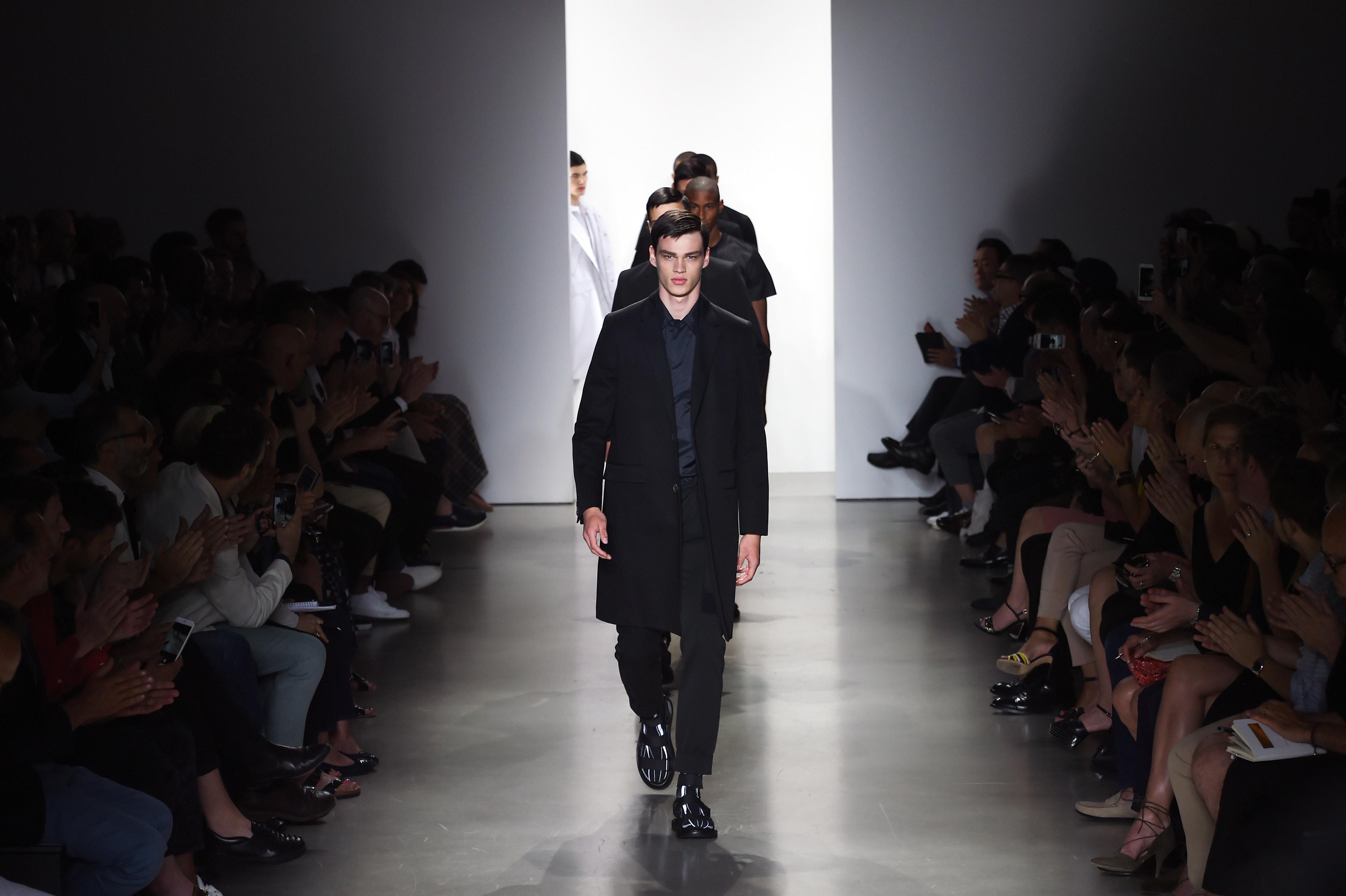 Calvin Klein Collection - Runway - Milan Collections Men SS16