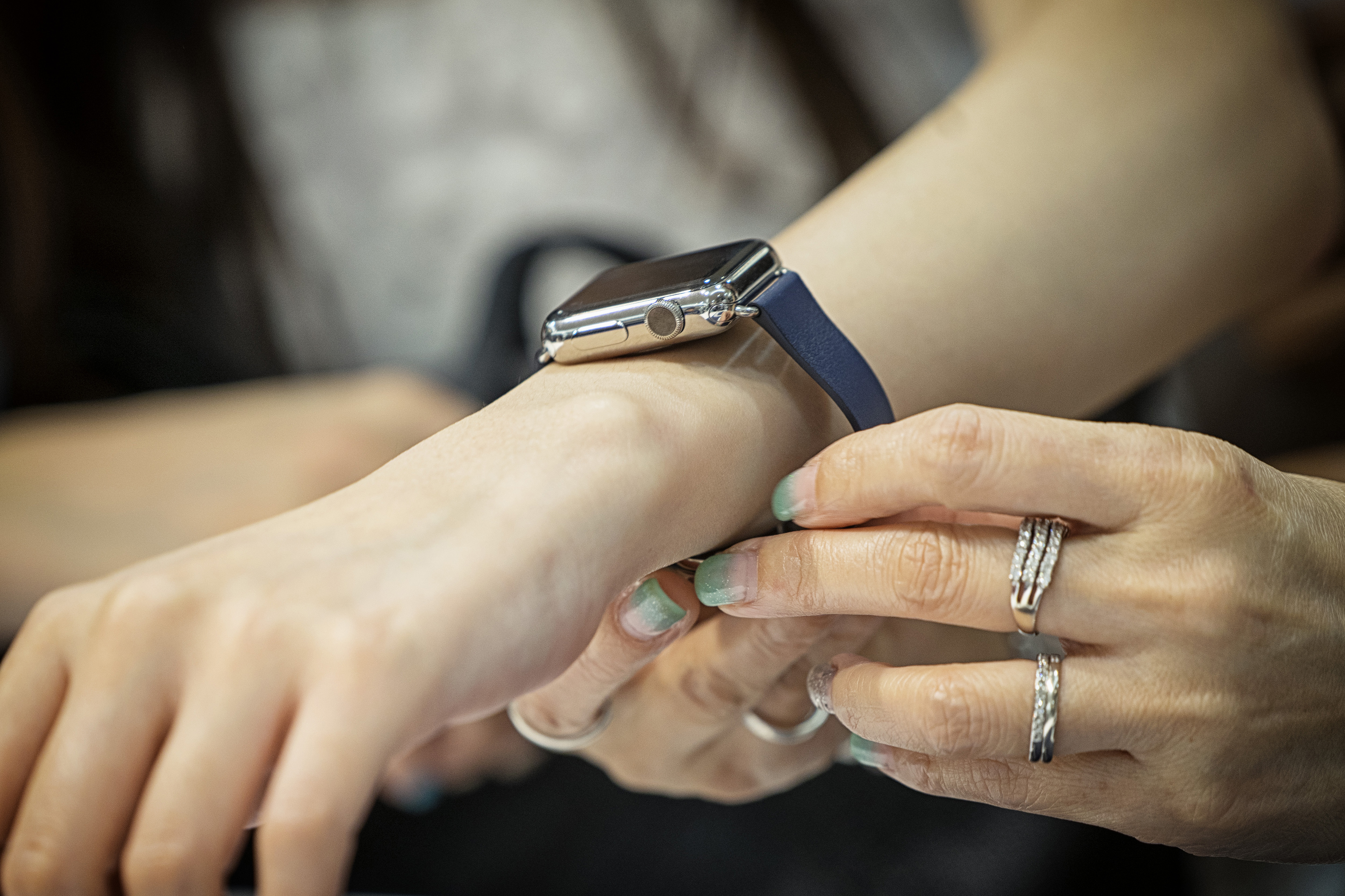 Apple Inc.'s Apple Watch Goes On Sale In Singapore