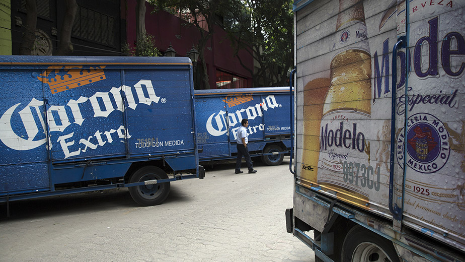 Corona And Modelo Beer Deliveries Ahead Of Constellation Brands Earnings