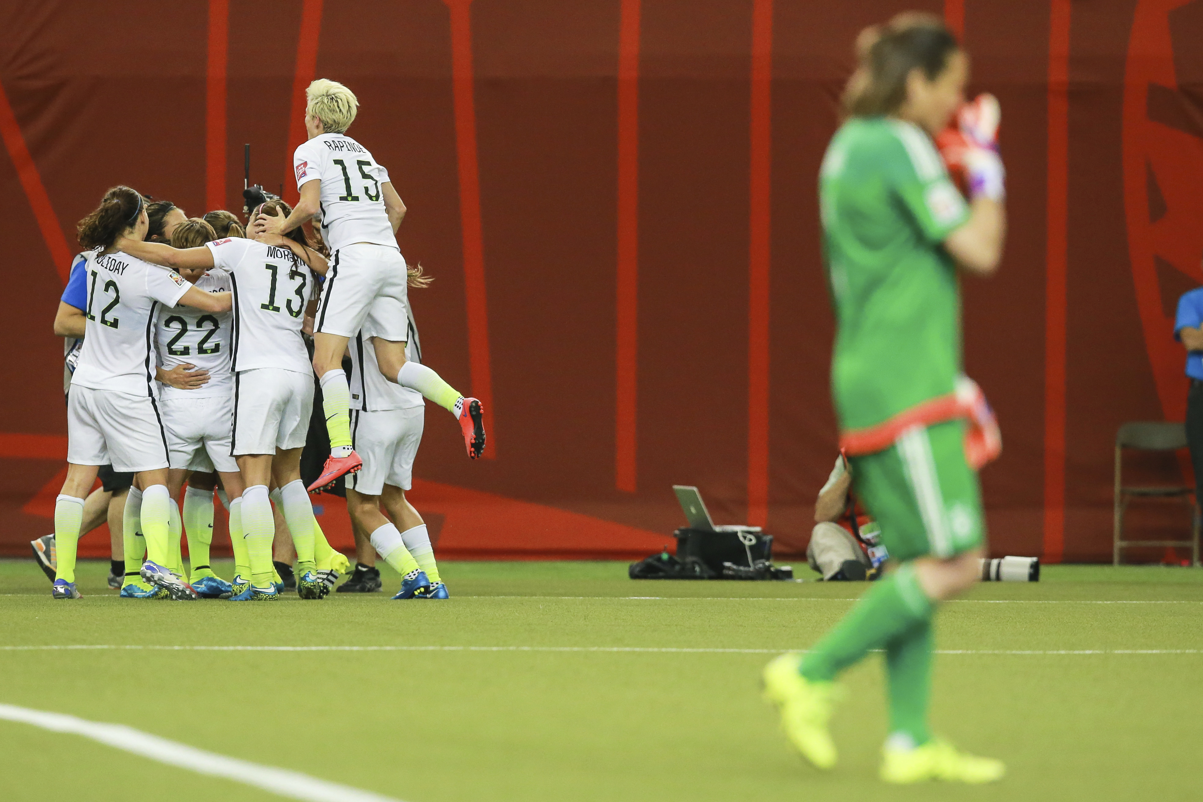 USA v Germany - FIFA Women's World Cup 2015