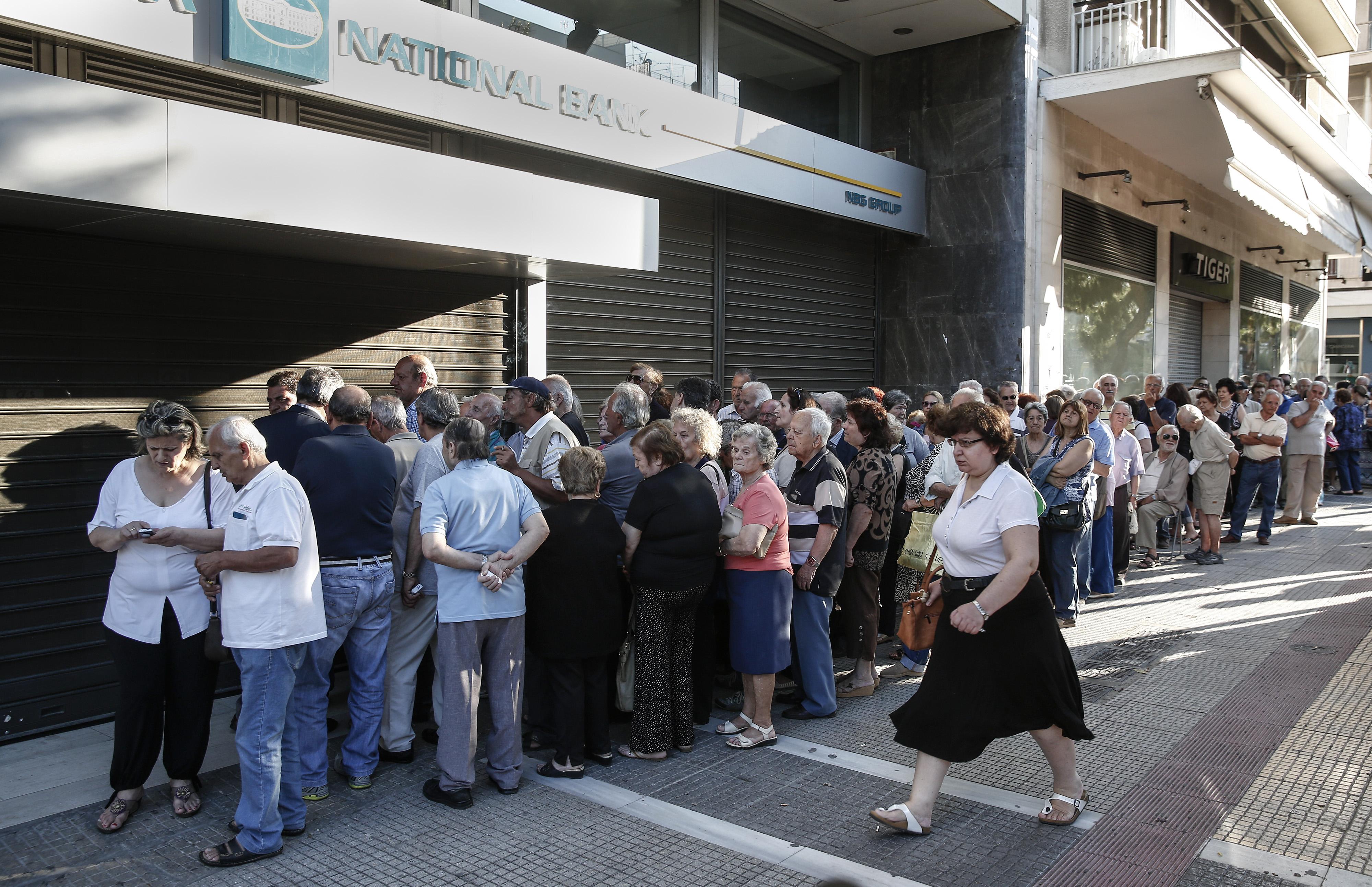 Greek referendum vote