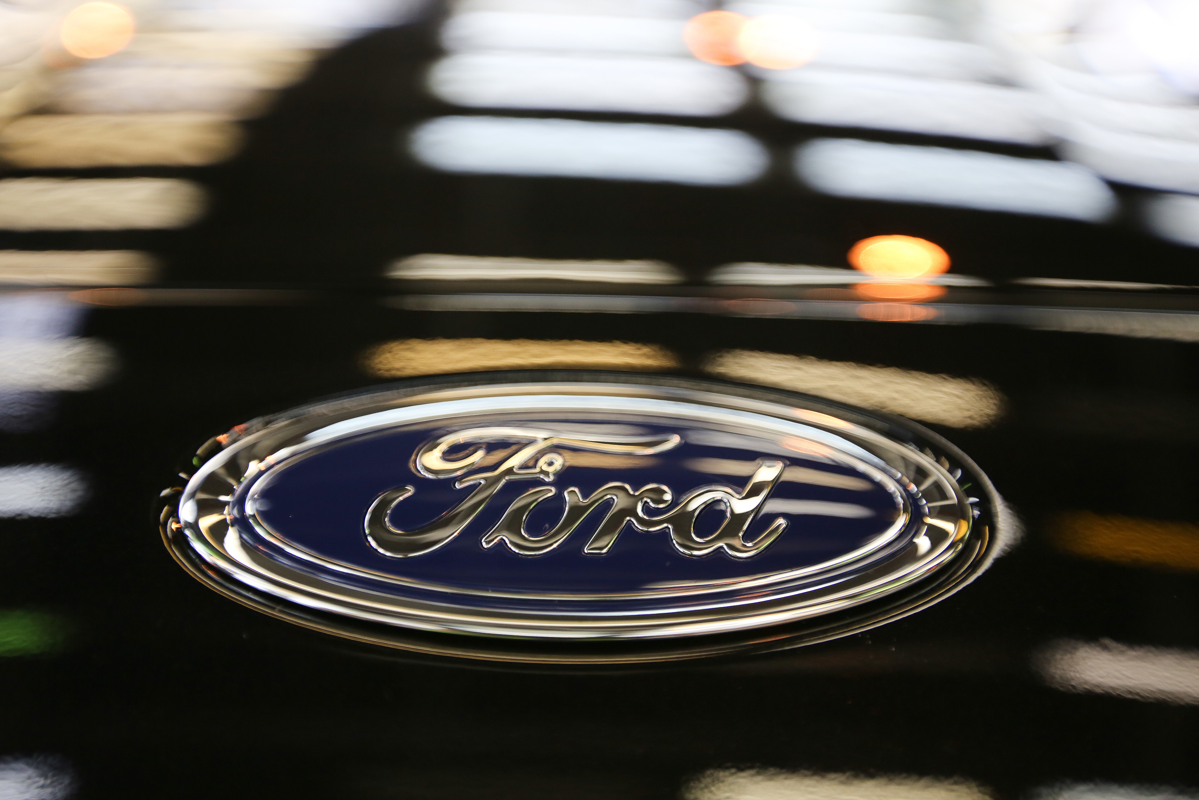 Ford Focus Automobile Production At Ford Motor Co.'s OAO Sollers Plant