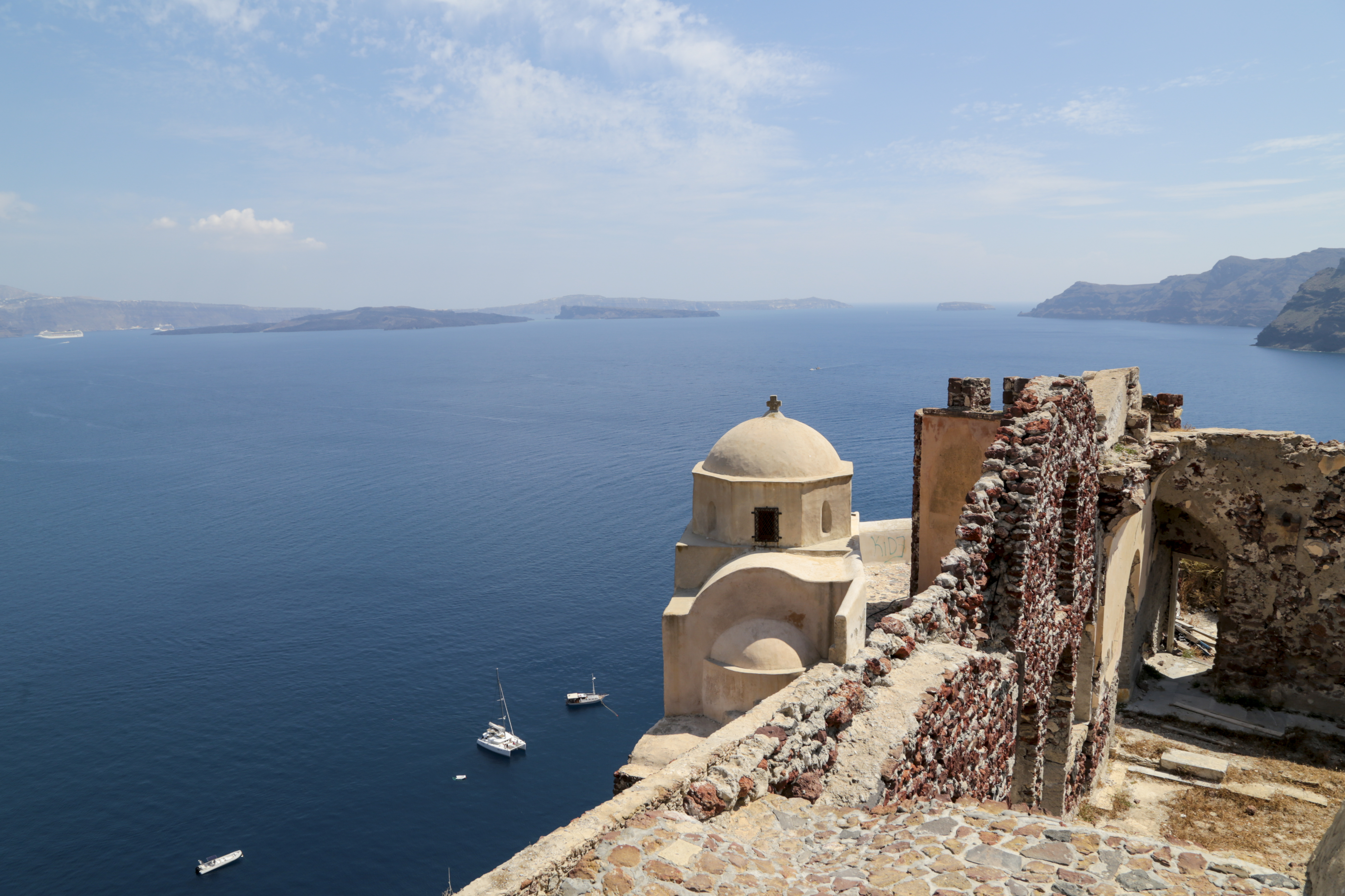 Places To Visit - Santorni,Greece
