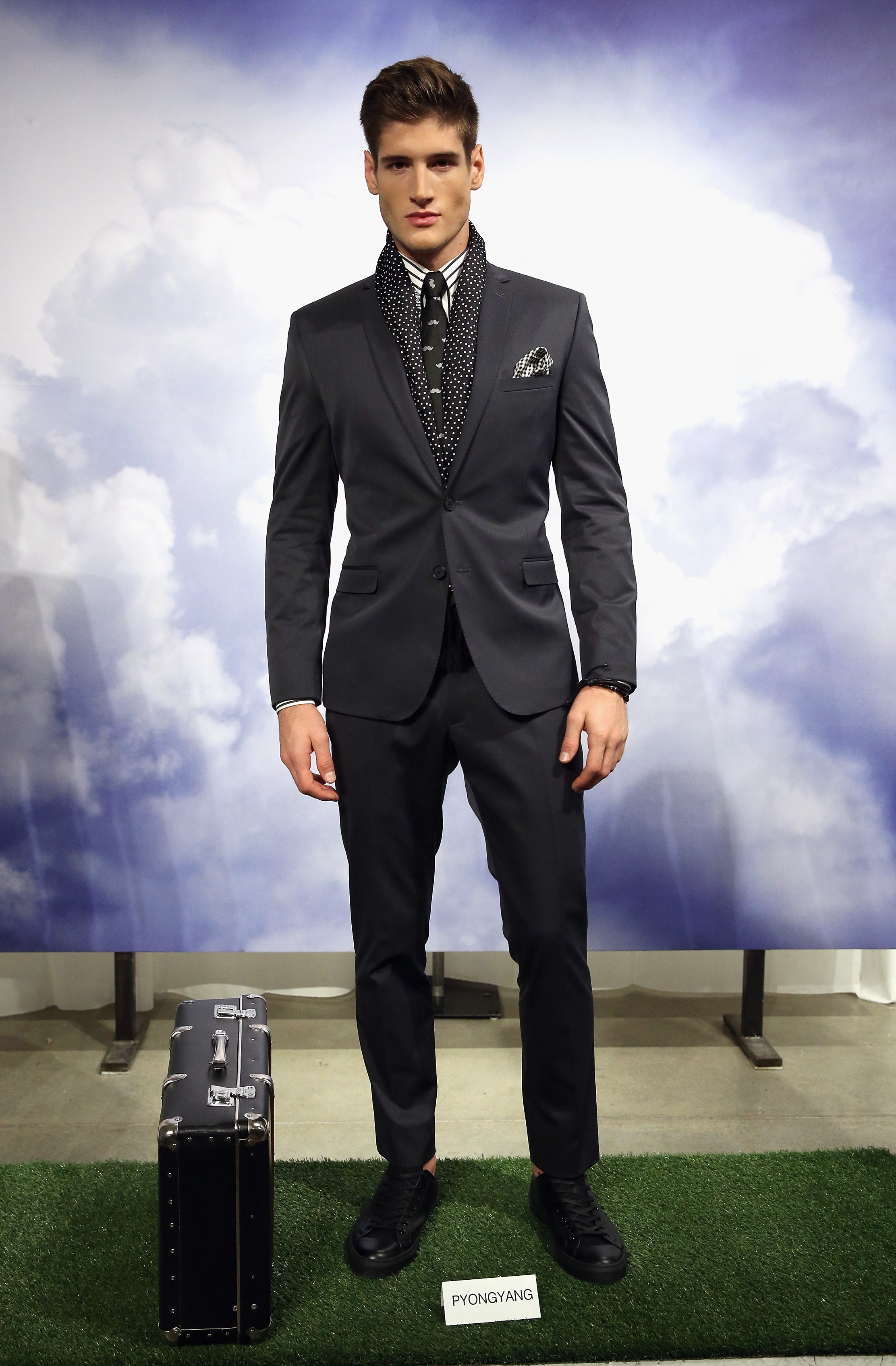Nick Graham - Presentation - New York Fashion Week: Men's S/S 2016
