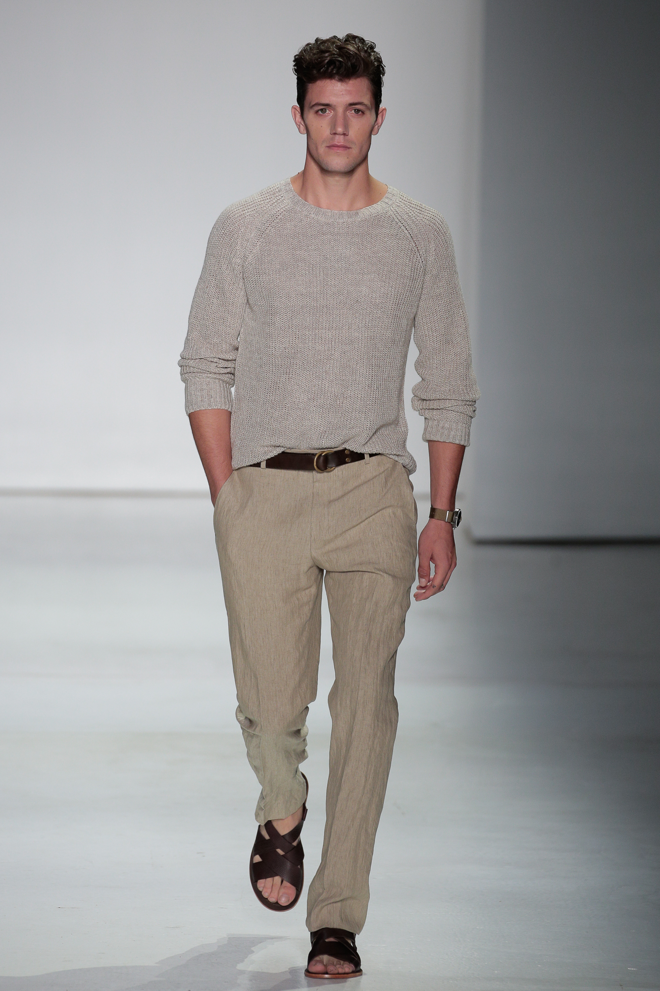 Todd Snyder - Runway - New York Fashion Week: Men's S/S 2016