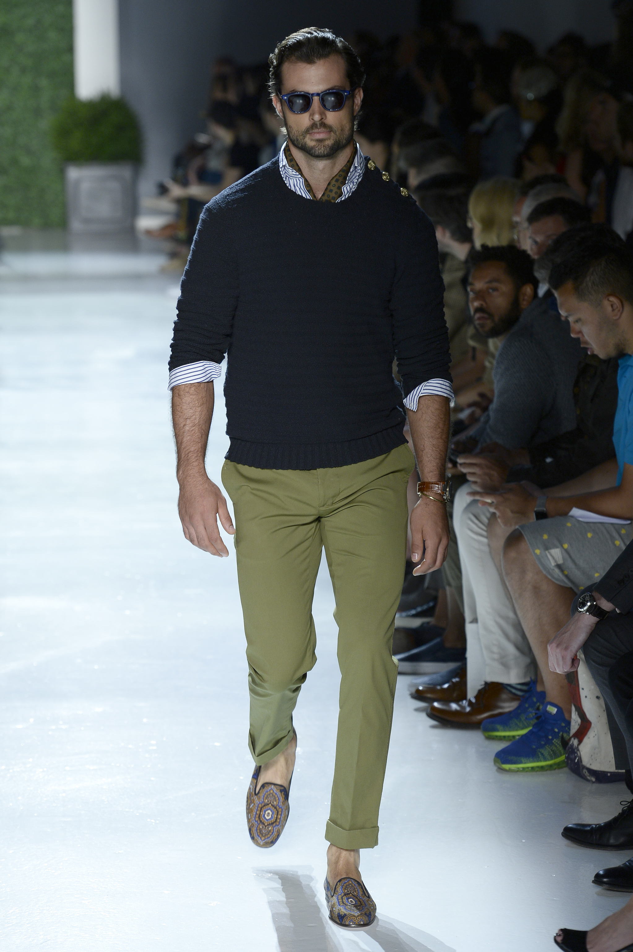 Michael Bastian - Runway - New York Fashion Week: Men's S/S 2016