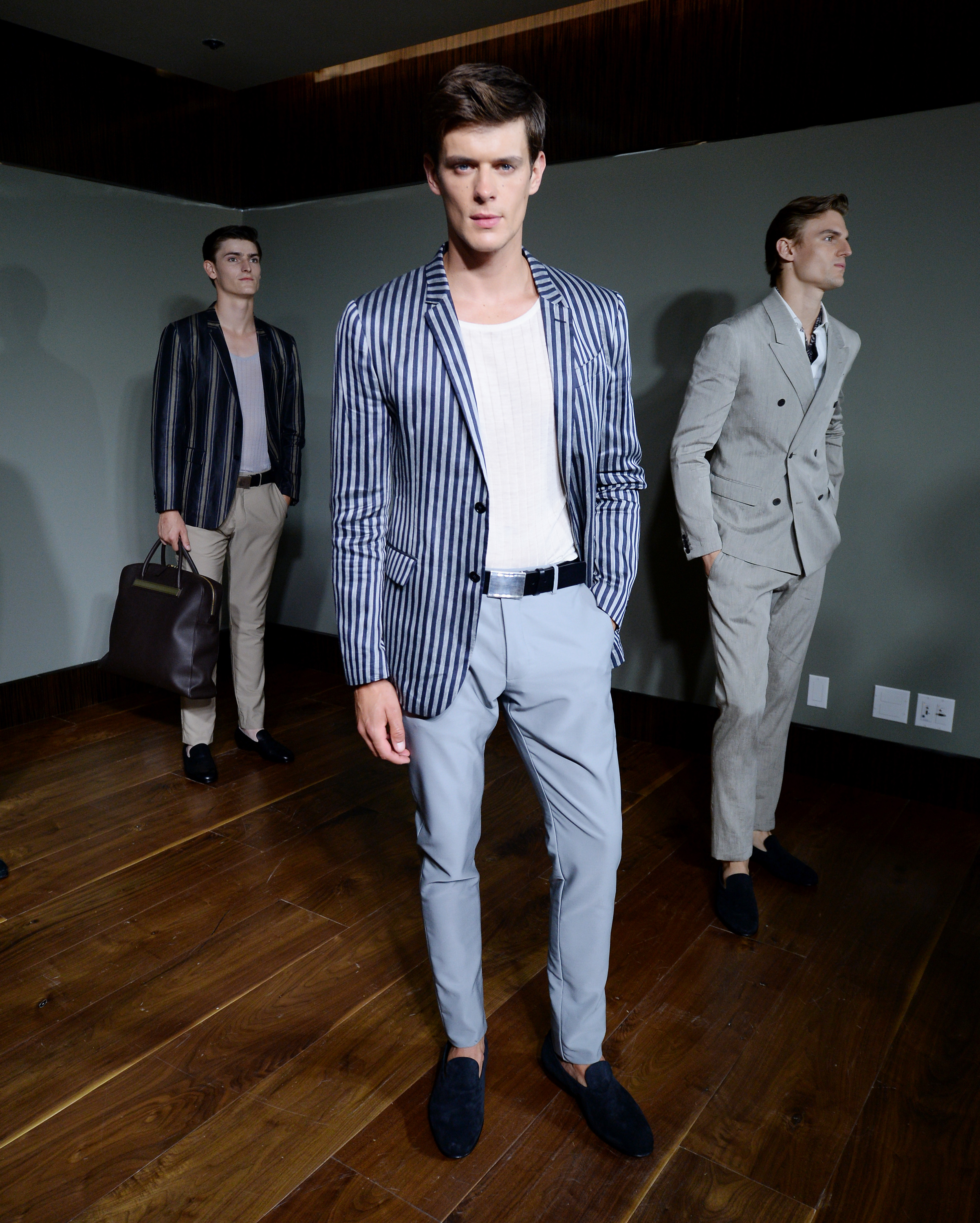 Jeffrey Rudes - Presentation - New York Fashion Week: Men's S/S 2016