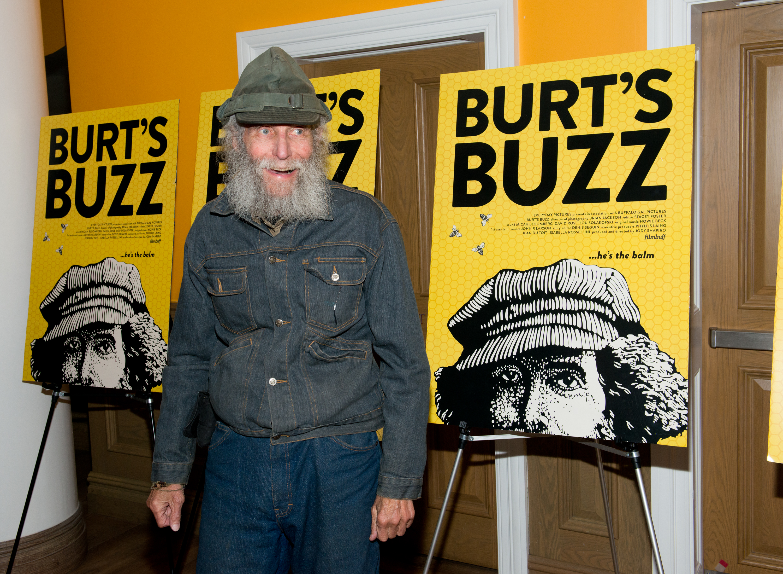"""""""Burt's Buzz"""" New York Screening"""