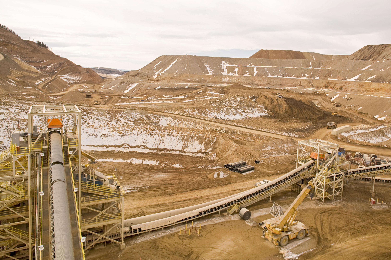 AngloGold Ashanti Gold Mine
