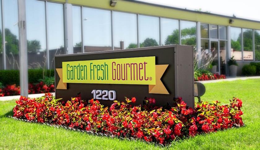 Garden Fresh Gourmet headquarters in Ferndale, Mich.