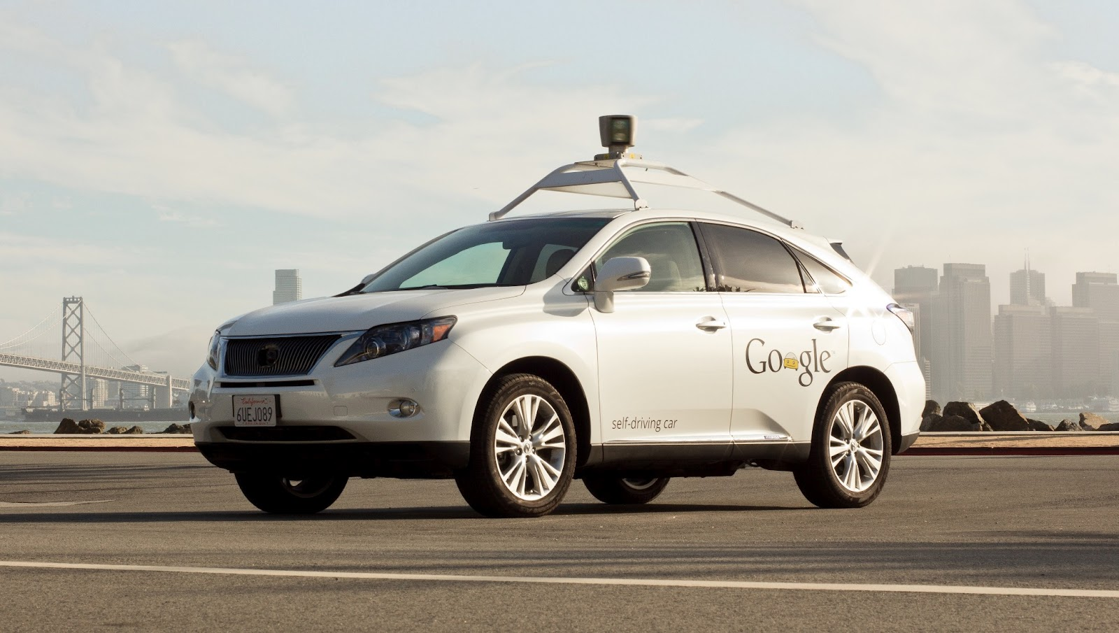 Google's self-driving Lexus RX450h SUVs is now testing in Austin, and another will arrive later this week.