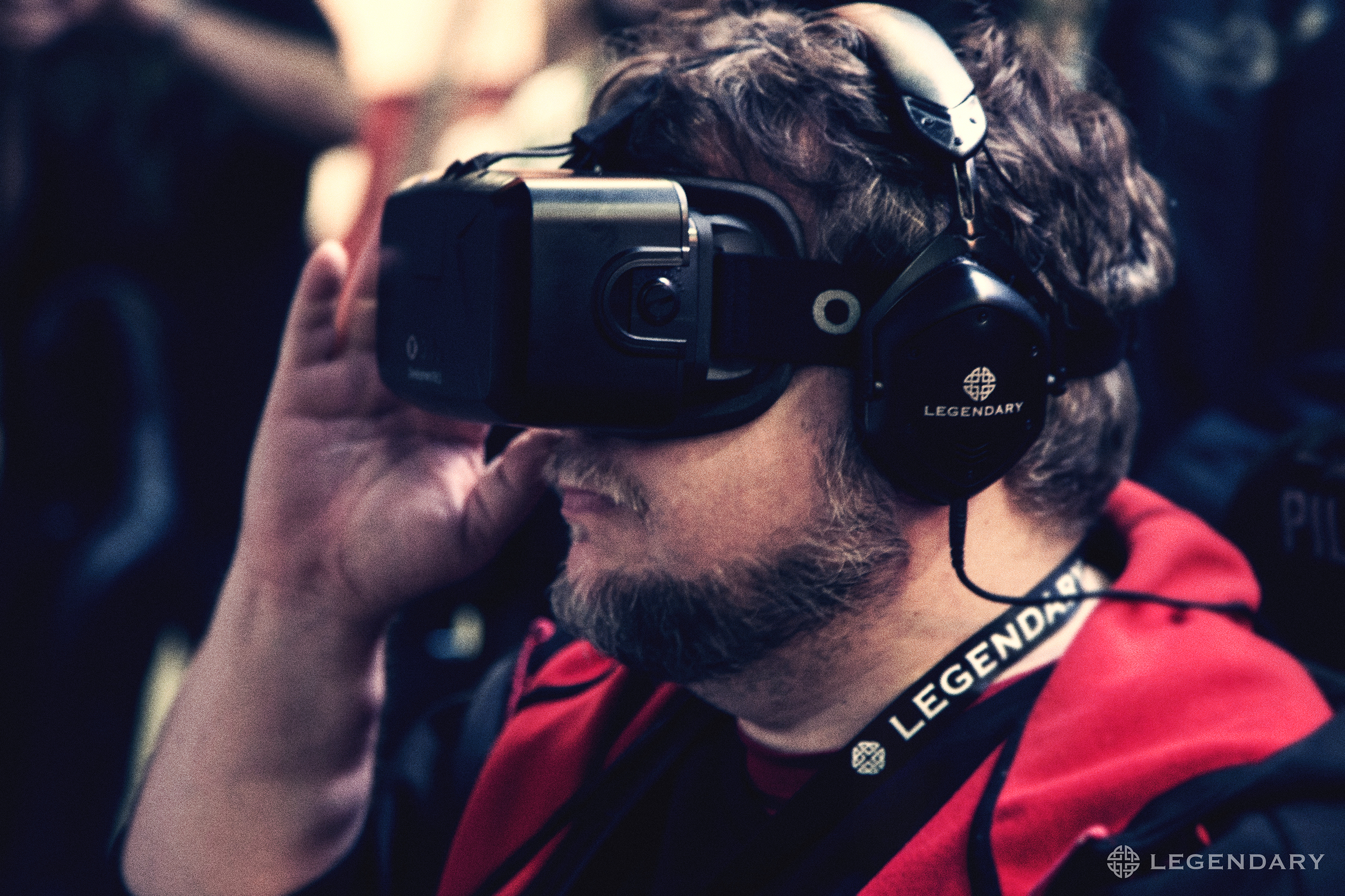Director Guillermo del Toro already has three VR experiences under his belt.