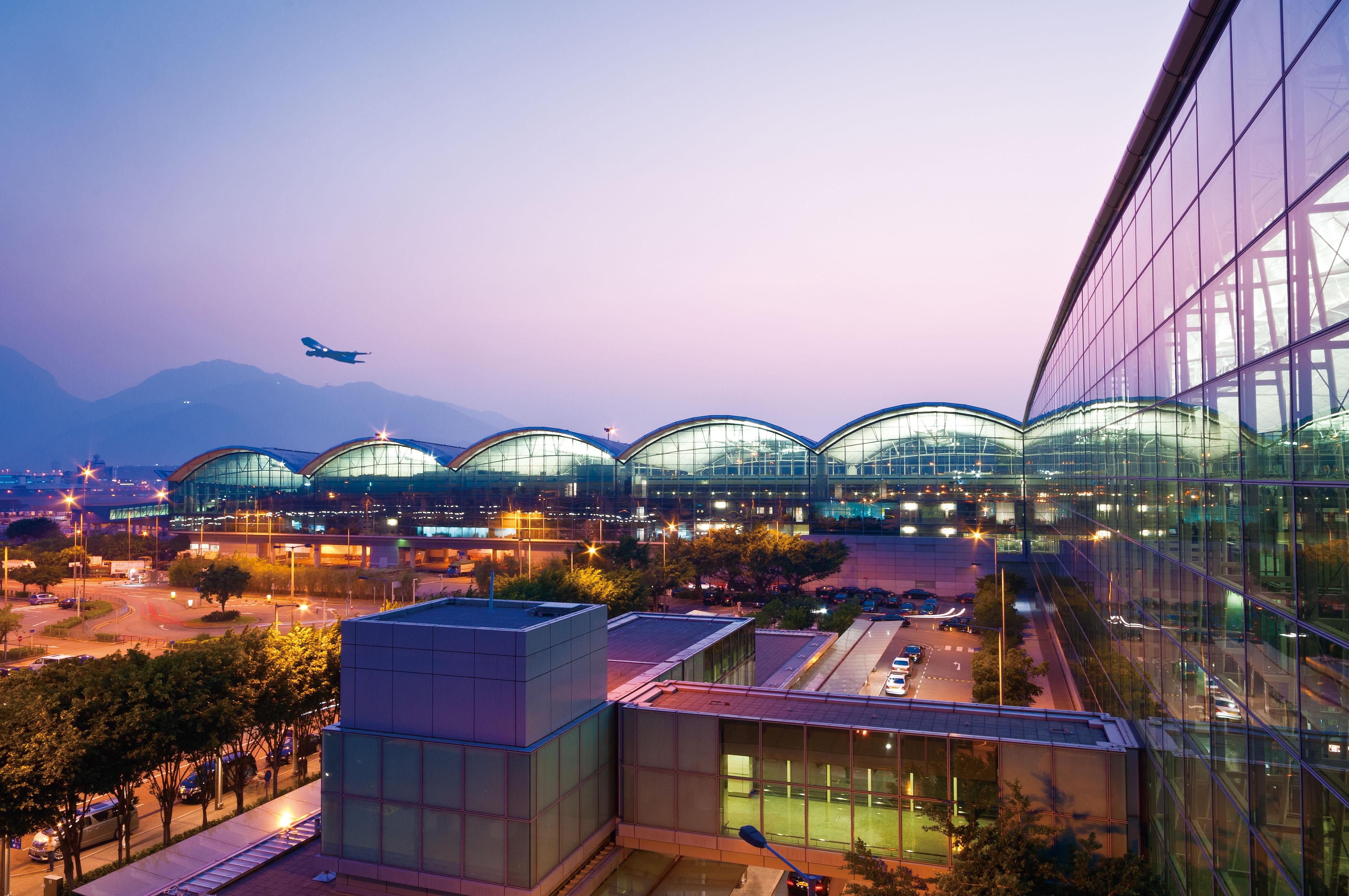 No. 2 International: Hong Kong International Airport, China