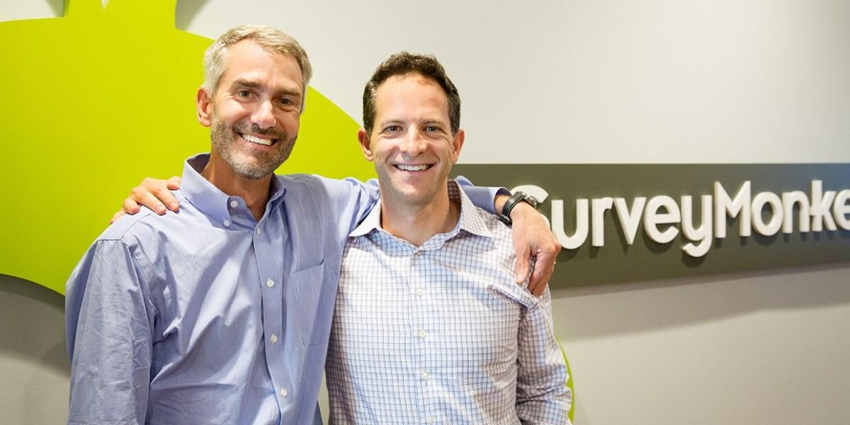 SurveyMonkey appoints Bill Veghte as CEO | Fortune