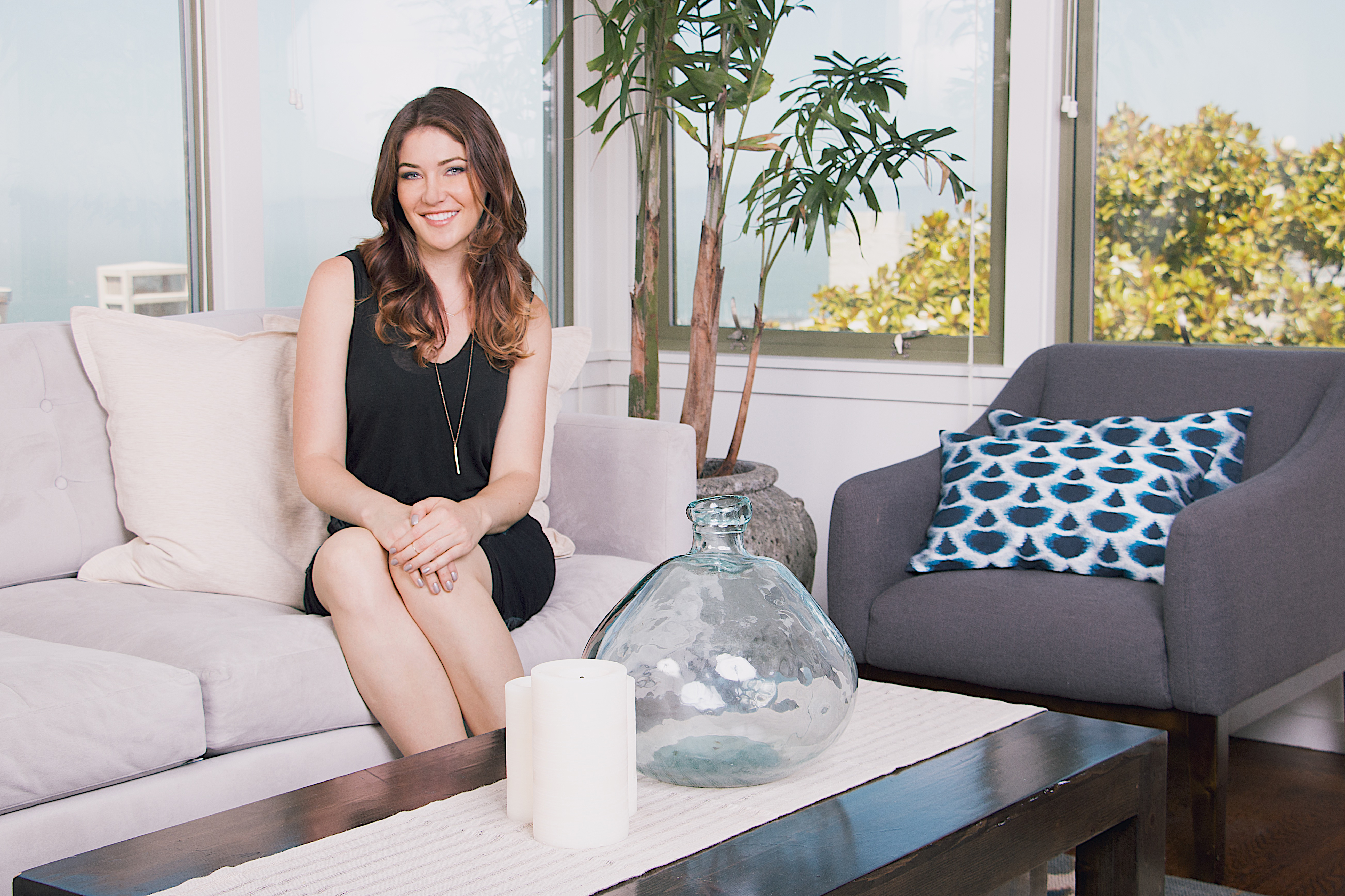 Melody McCloskey, co-founder and CEO of StyleSeat