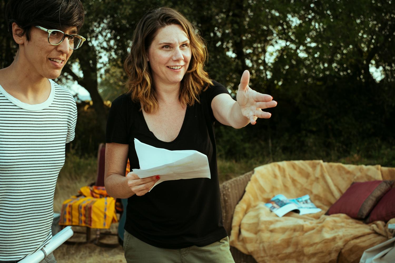 Adult film maker Erika Lust