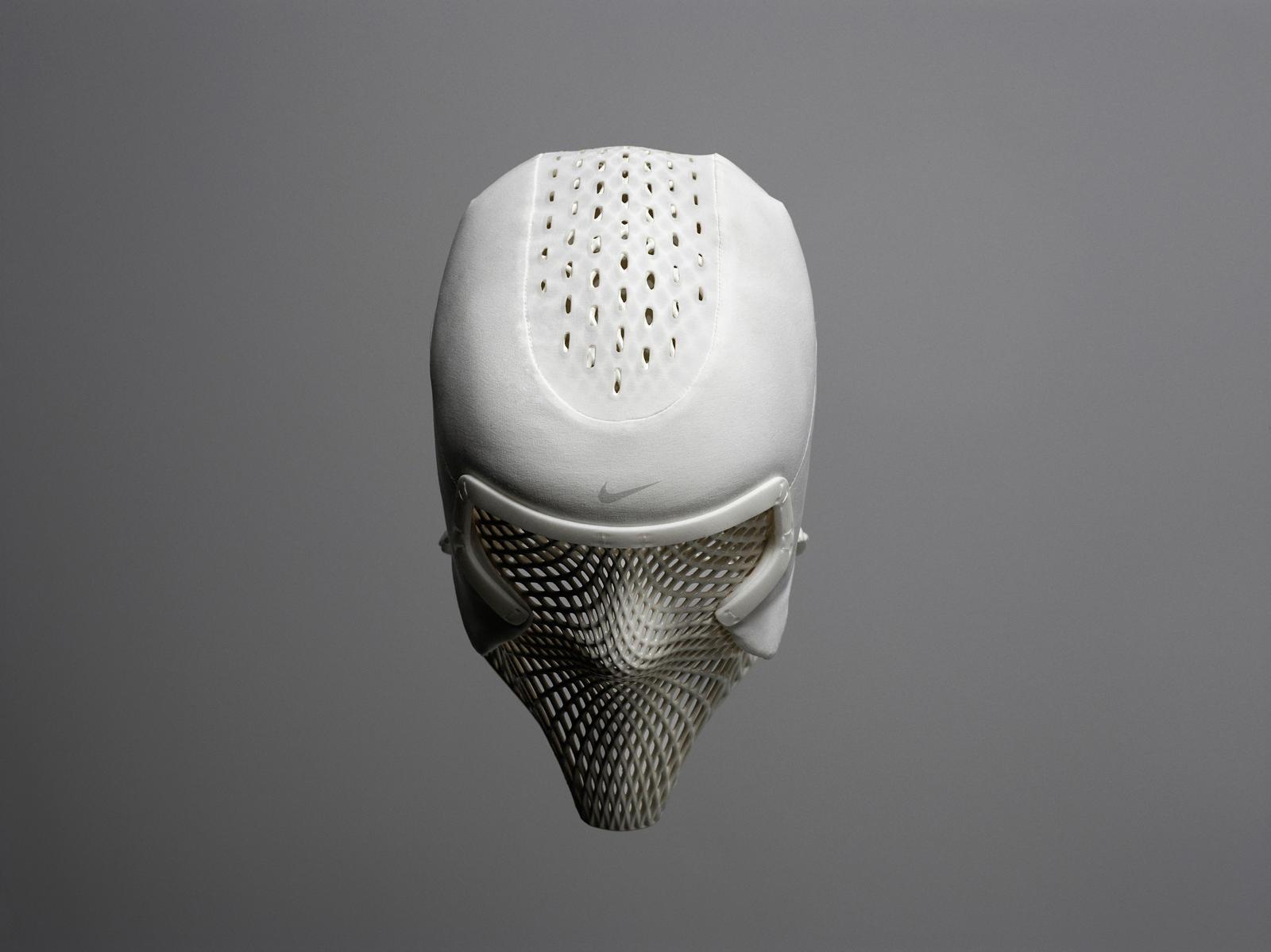 Nike's cooling mask.