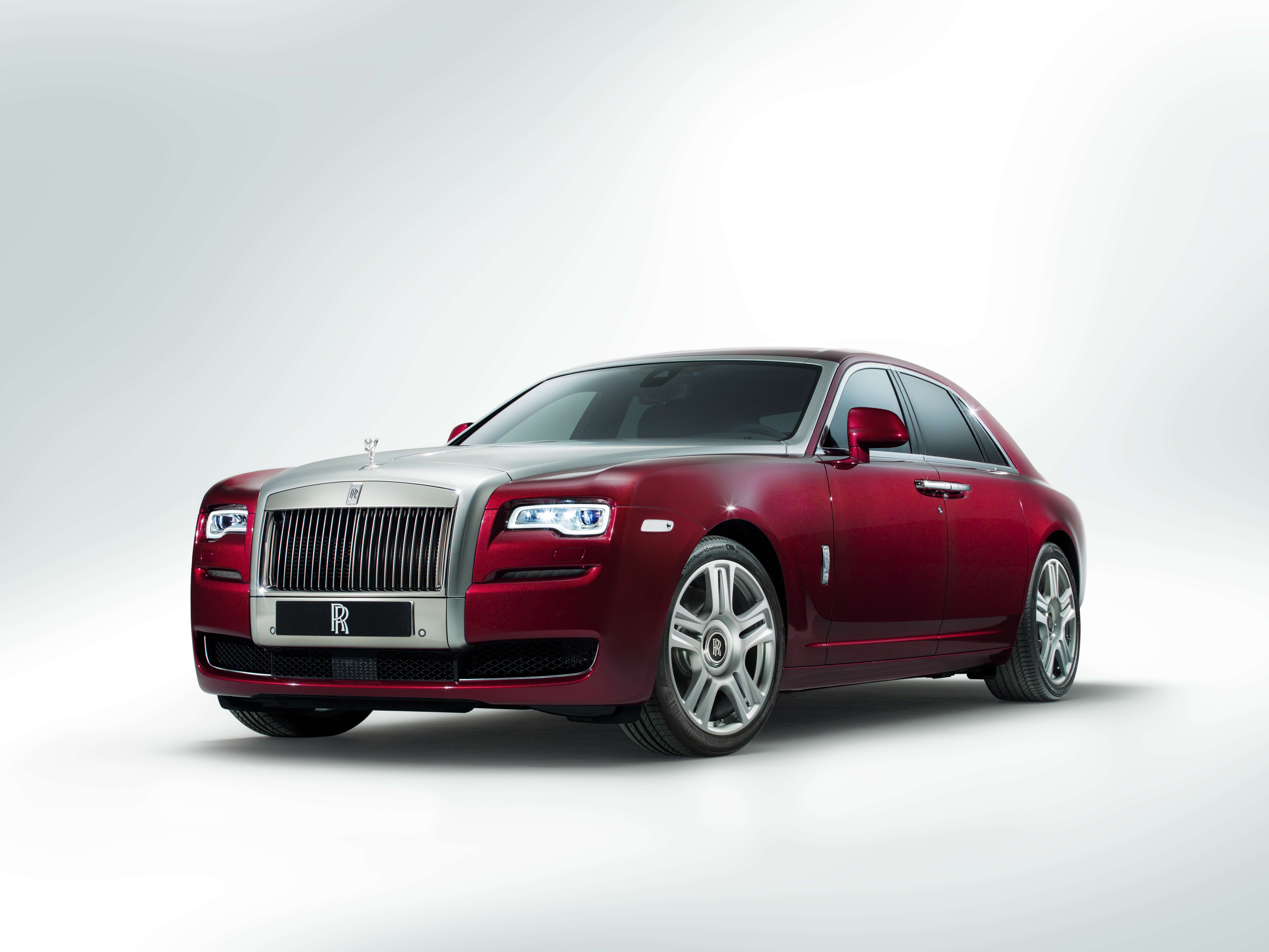 The Rolls-Royce Ghost Series II. The carmaker will make a special bespoke Ghost car to celebrate Singapore's 50th year of independence.