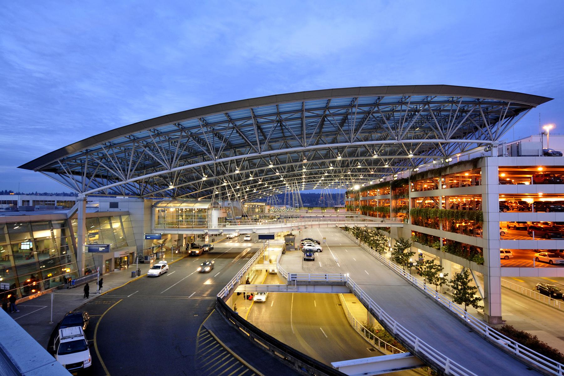 No. 1 Domestic: Portland International Airport, Oregon