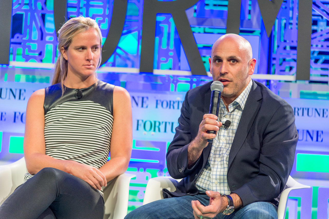 Jet.com founder Marc Lore speaking at Fortune Brainstorm Tech
