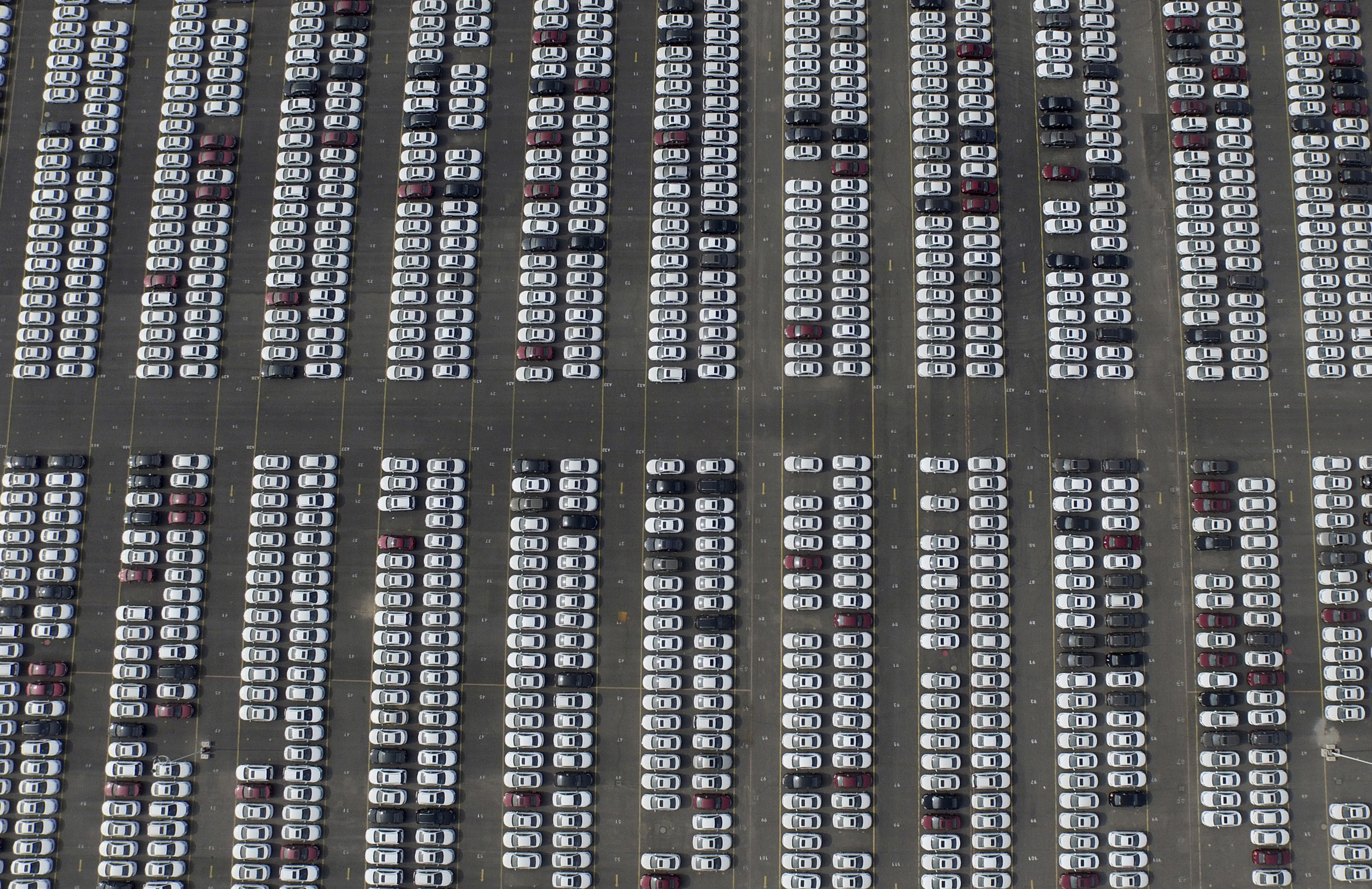 Today's Cars Are Parked 95% of the Time | Fortune