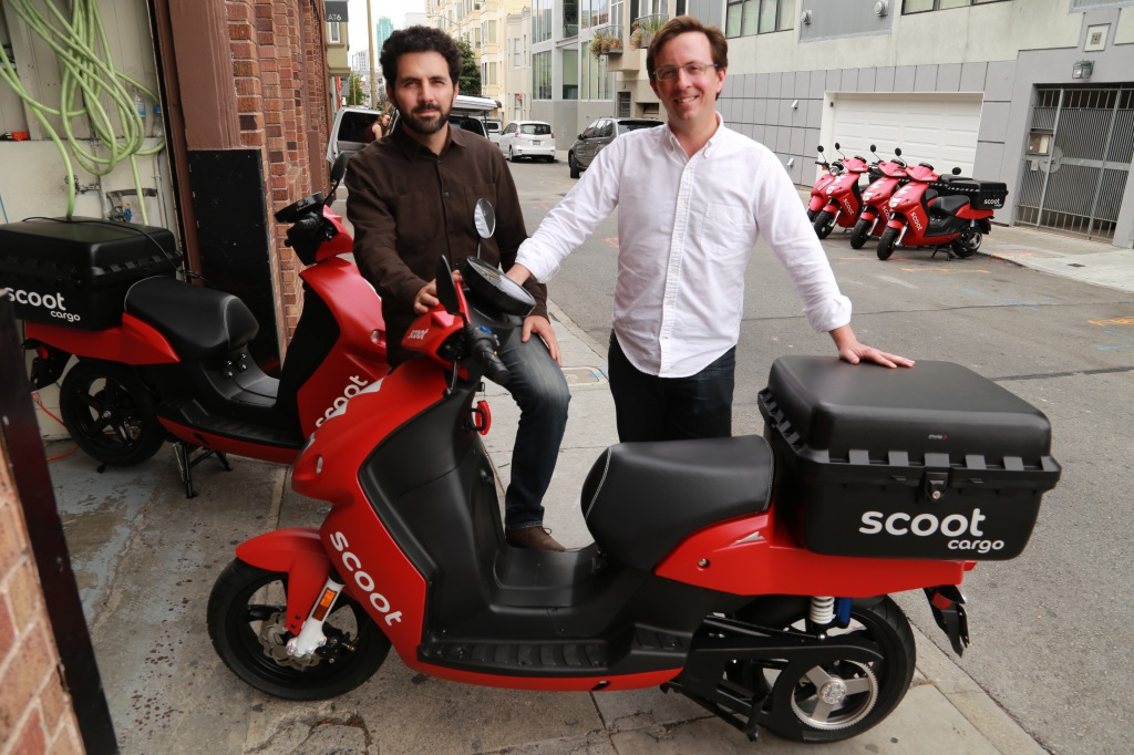 The Zipcar of electric scooters grows up and out | Fortune