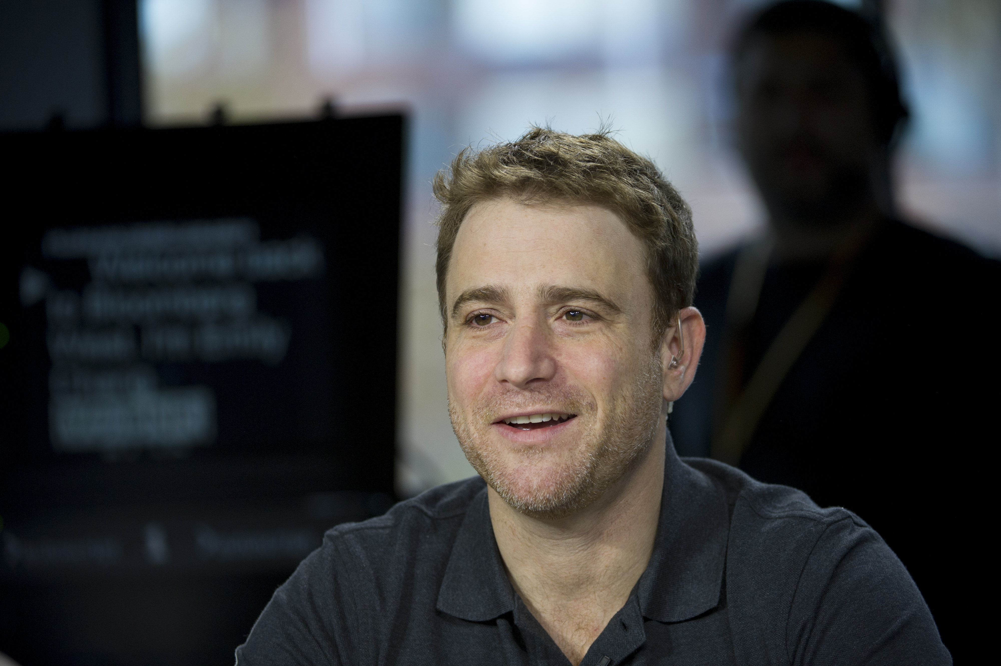 Slack CEO Stuart Butterfield