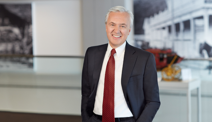 John Stumpf, chairman, president and CEO of Wells Fargo & Company