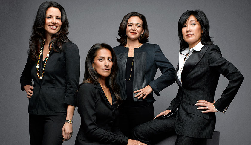 Silicon Valley's new women leaders | Fortune