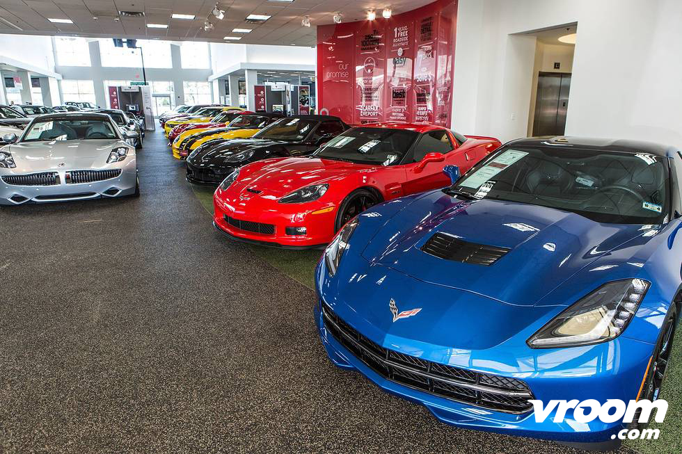 Vroom Raises 54 Million To Turn Used Car Dealers Into Dinosaurs Fortune