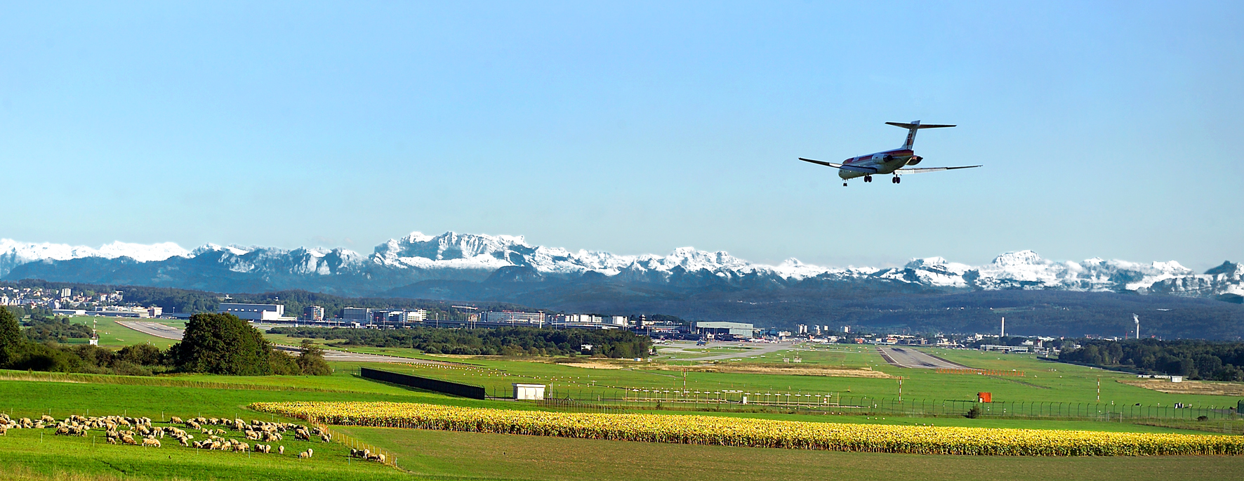 No. 4 International: Zurich Airport, Switzerland