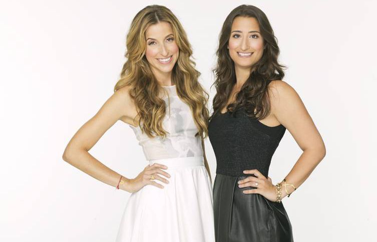 Birchbox co-founders Katia Beauchamp and Hayley Barna.