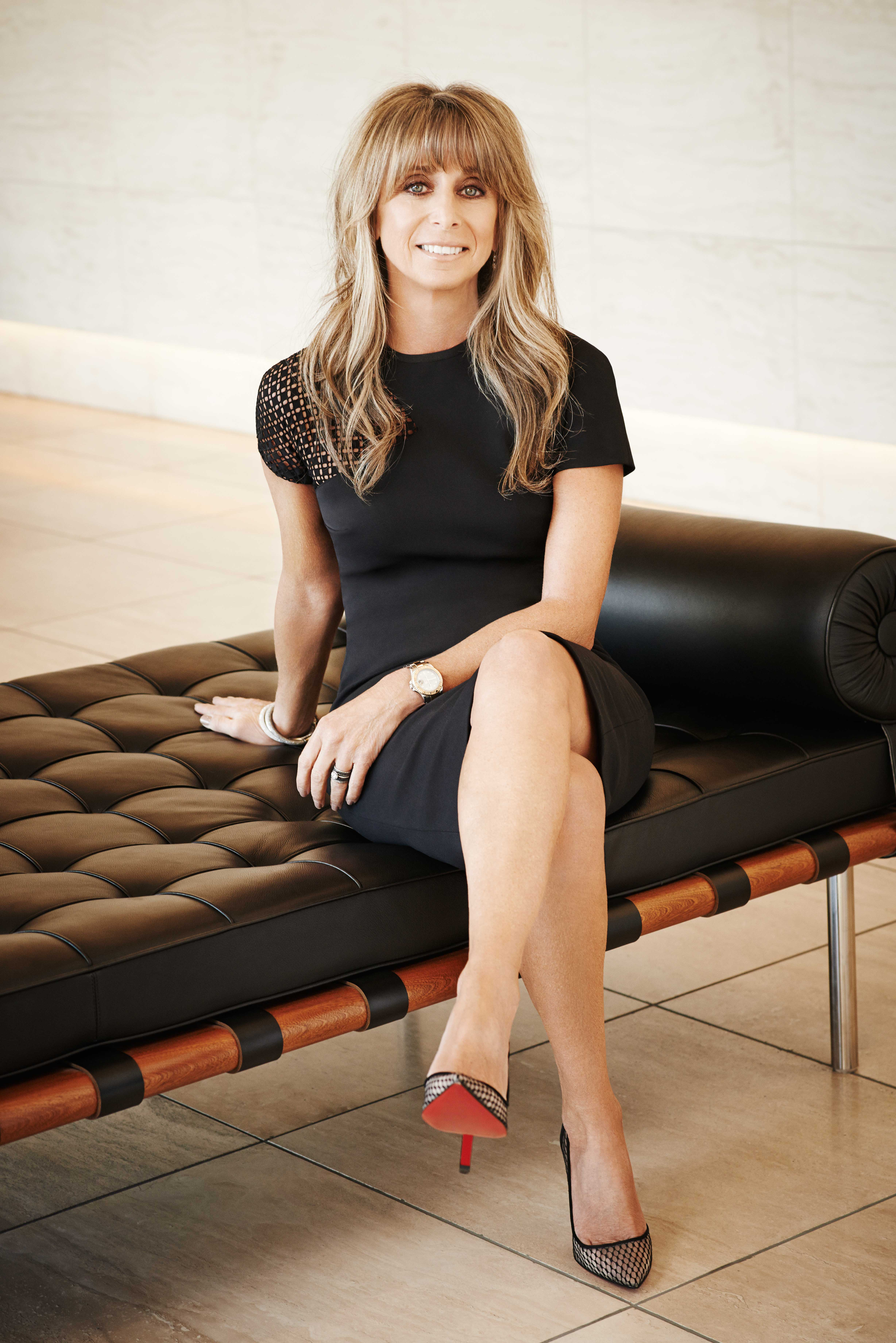 Bonnie Hammer, chairman of NBCUniversal's Cable Entertainment Group