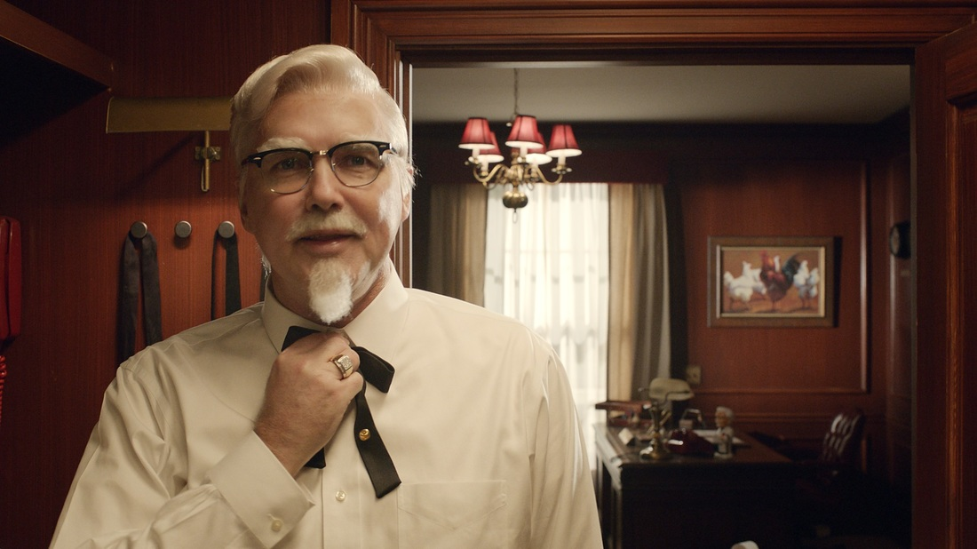'Last Comic Standing' judge Norm Macdonald is the new Colonel Sanders in a new series of ads for fast-food chain KFC.