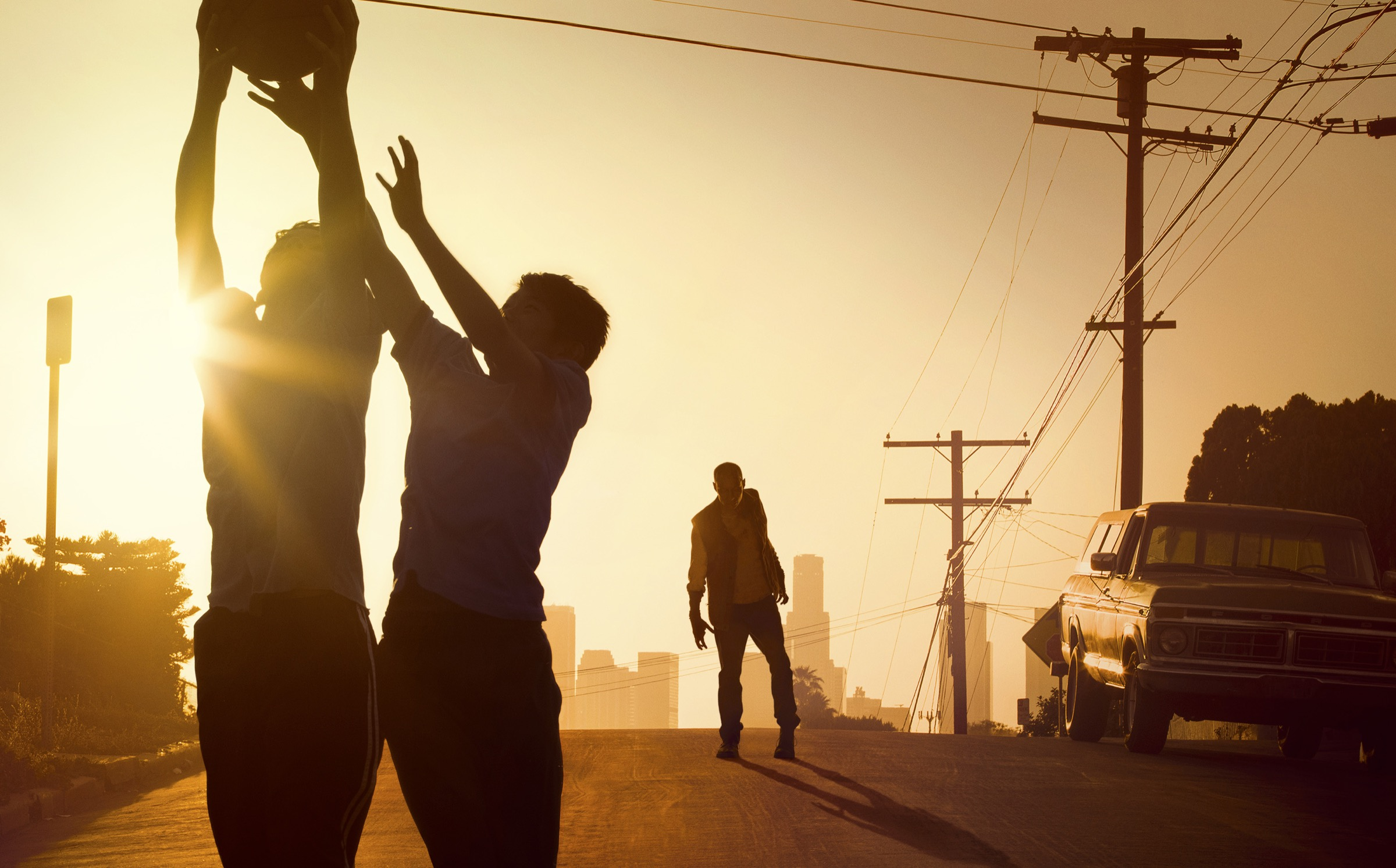 AMC Has High Hopes for Premiere of 'Fear the Walking Dead